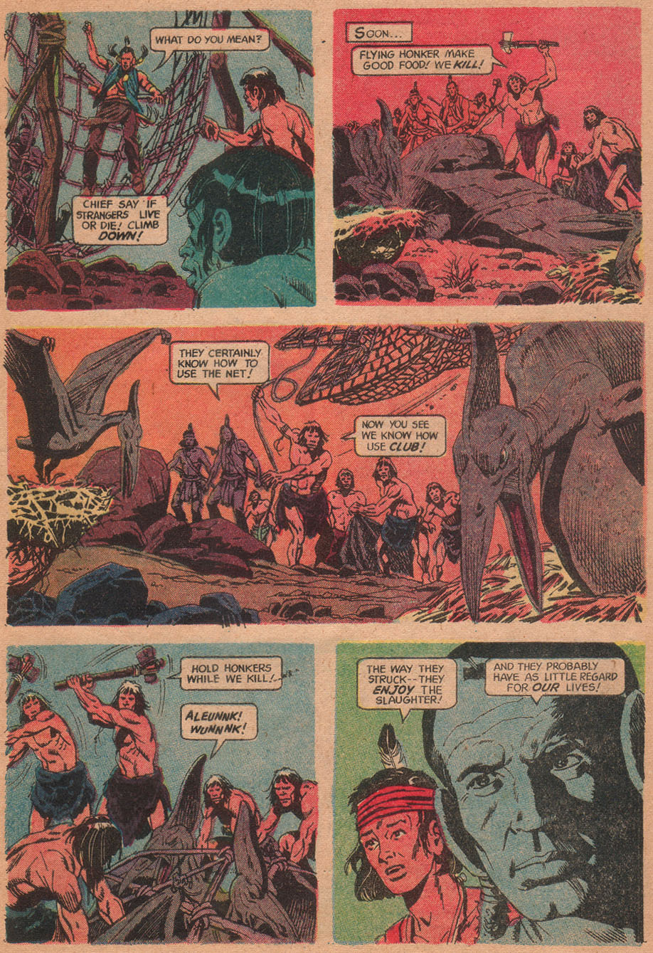 Read online Turok, Son of Stone comic -  Issue #73 - 5