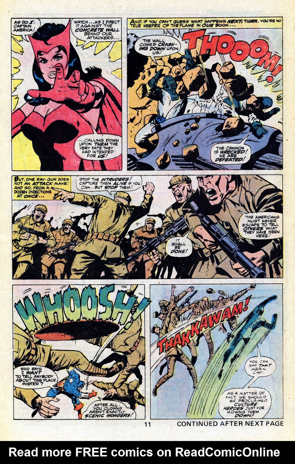 Marvel Triple Action (1972) issue 36 - Page 13