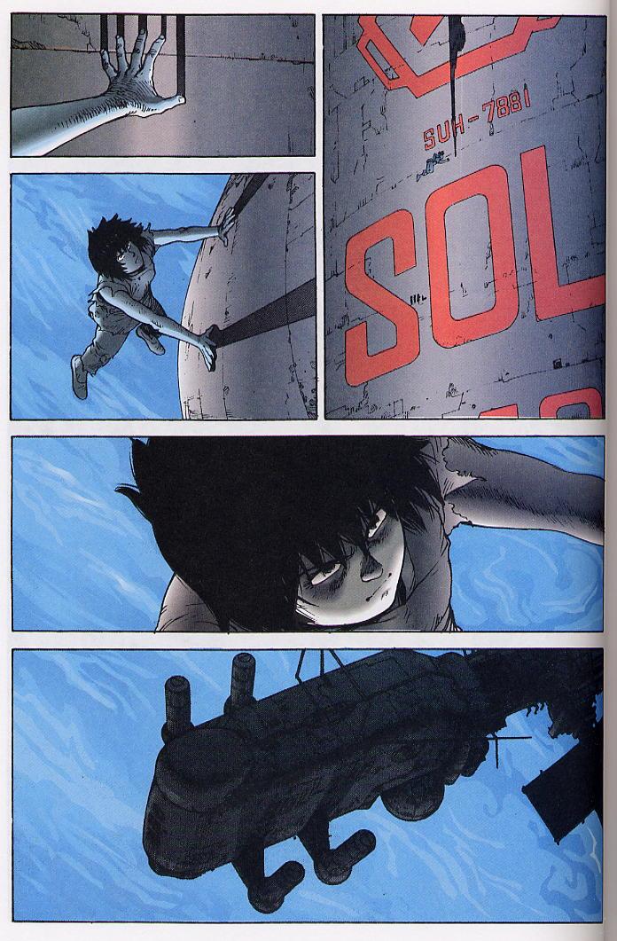Read online Akira comic -  Issue #36 - 22