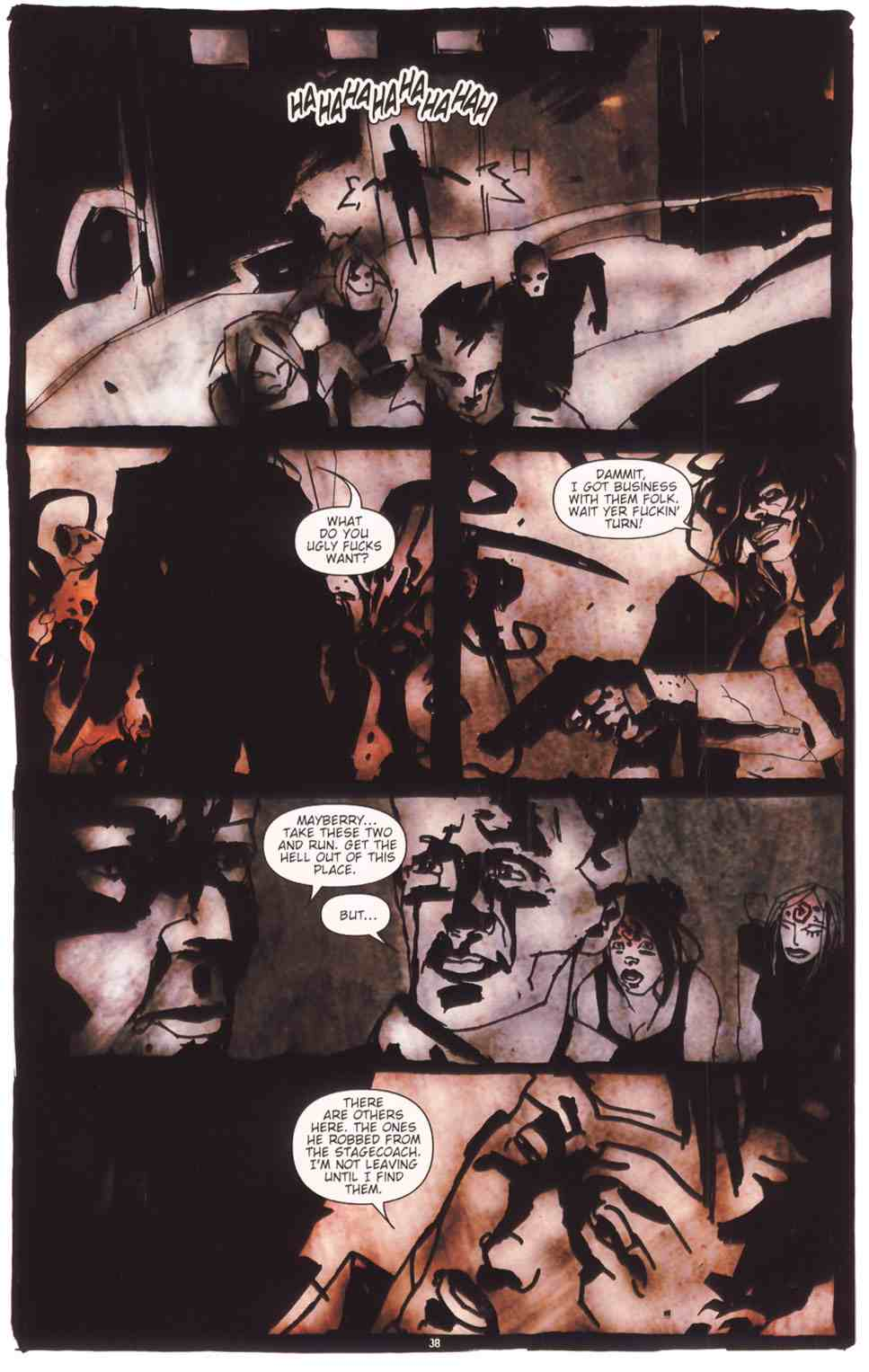 Read online Silent Hill: The Grinning Man comic -  Issue # Full - 39