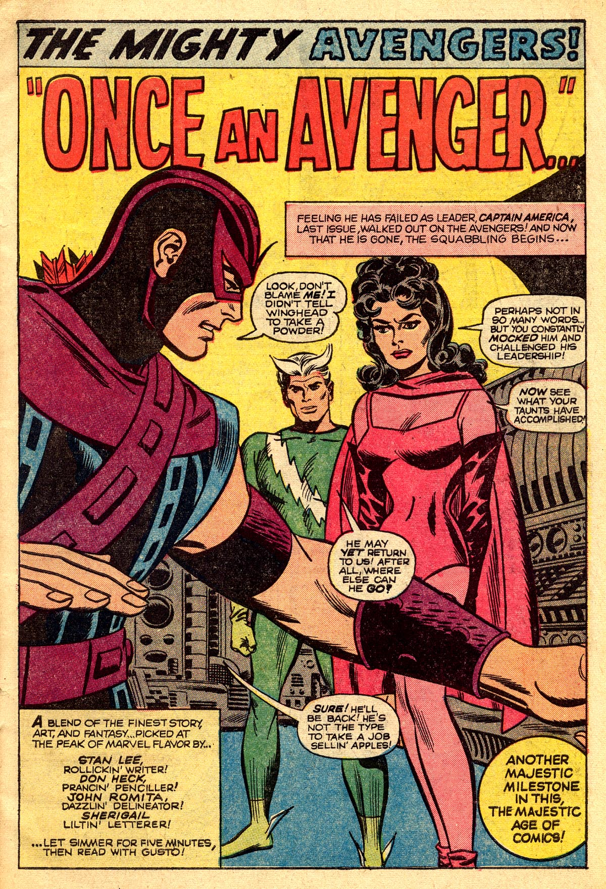 The Avengers (1963) 23 Page 2