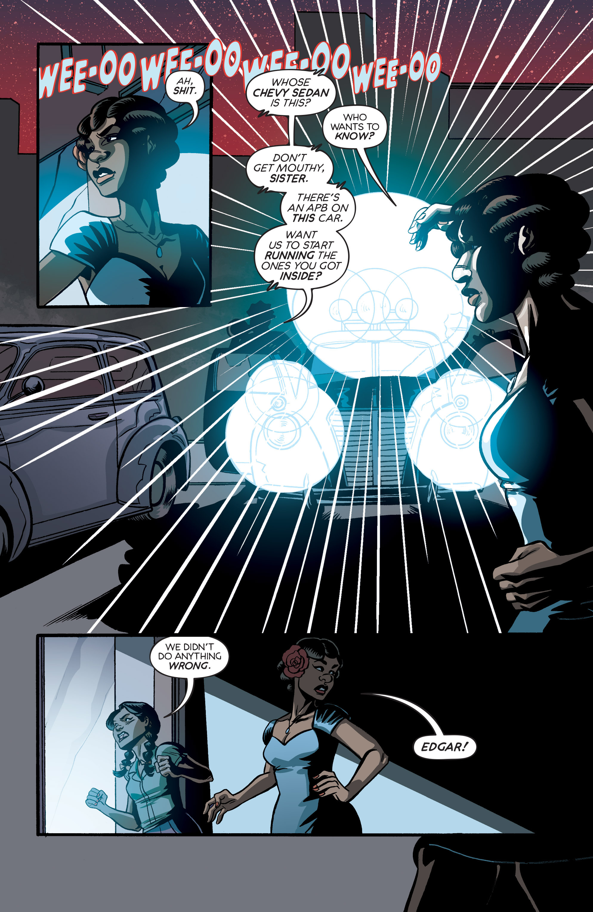 Read online Angel City comic -  Issue #5 - 22
