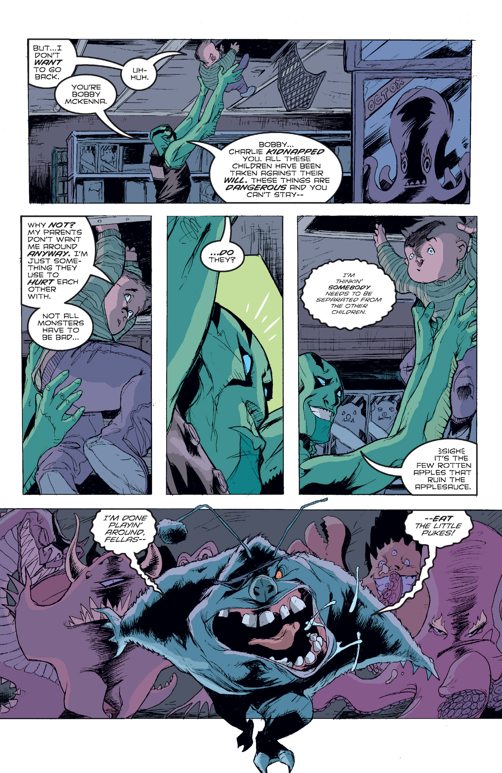 Read online B.P.R.D. (2003) comic -  Issue # TPB 2 - 98