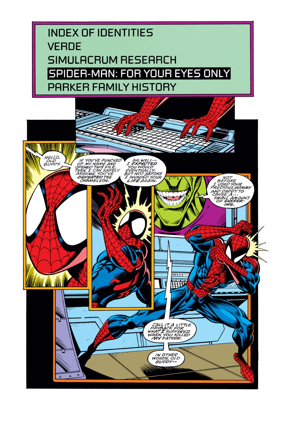 The Amazing Spider-Man (1963) 389 Page 22