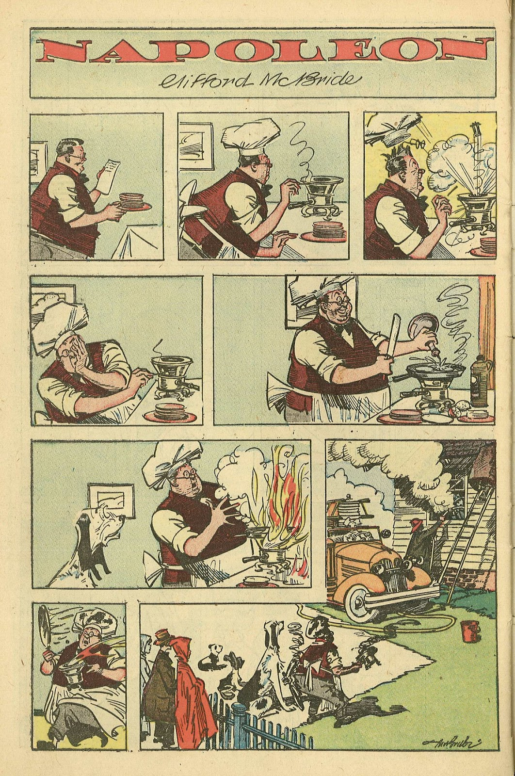 Read online Famous Funnies comic -  Issue #198 - 34