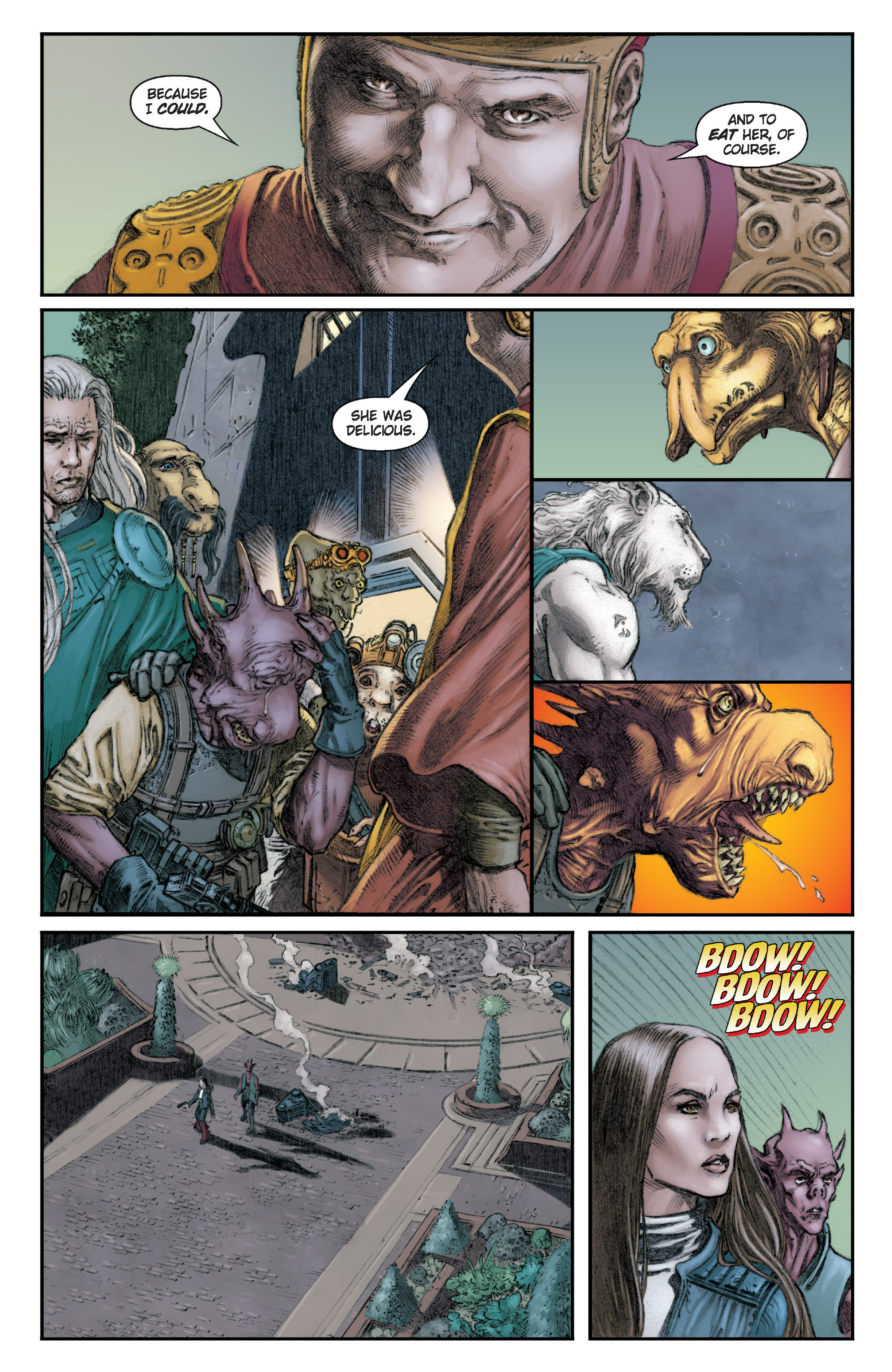 Read online Star Wars Omnibus comic -  Issue # Vol. 31 - 160