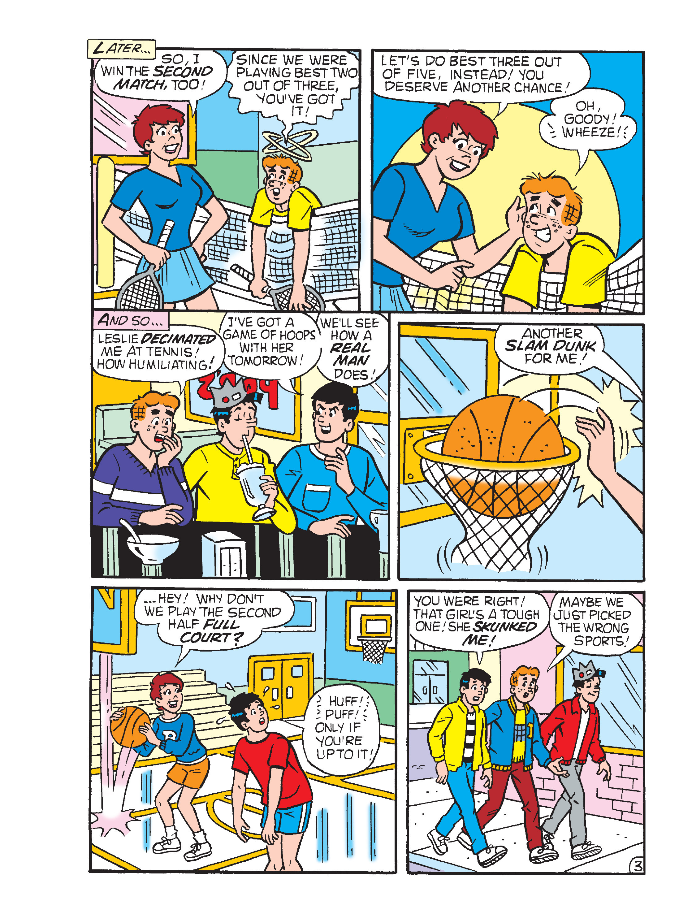 Read online Archie's Funhouse Double Digest comic -  Issue #17 - 117
