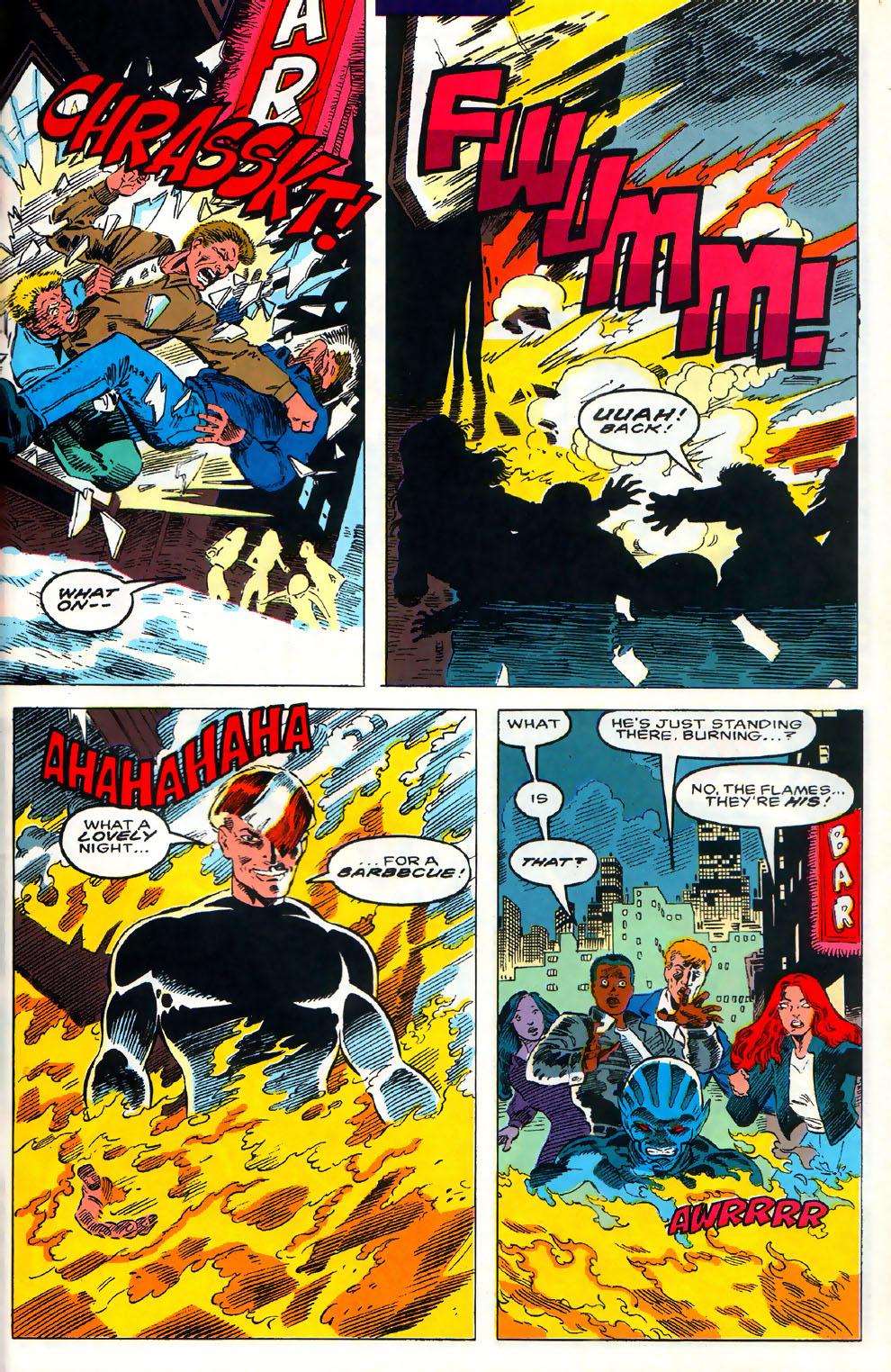 Read online Alpha Flight (1983) comic -  Issue #110 - 21