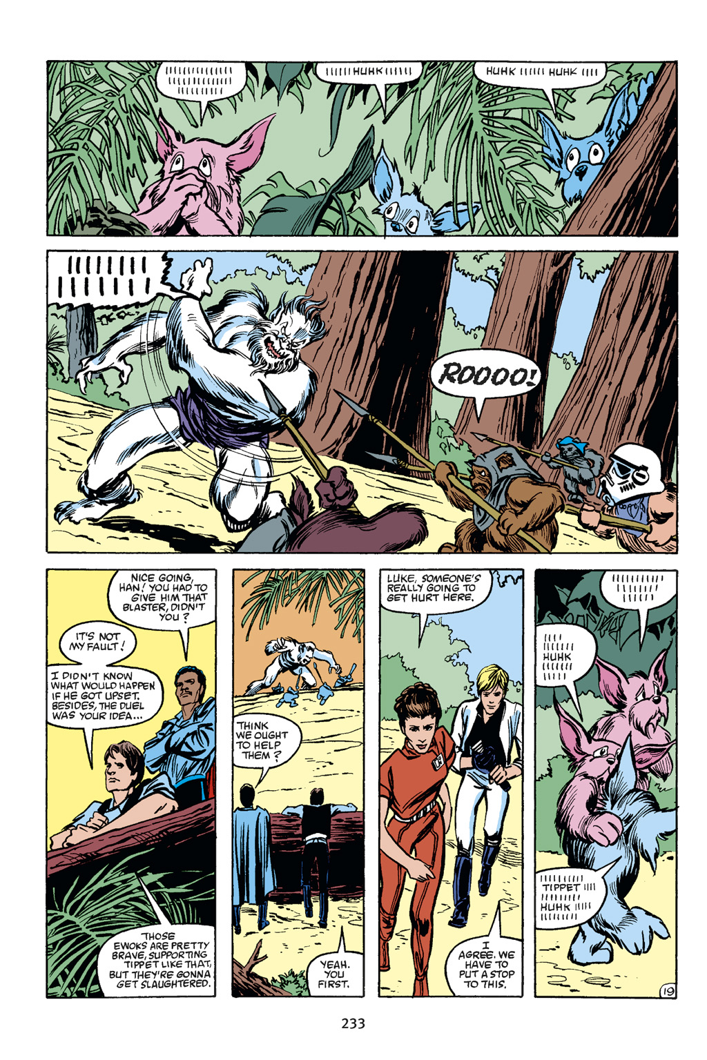 Read online Star Wars Omnibus comic -  Issue # Vol. 21 - 224
