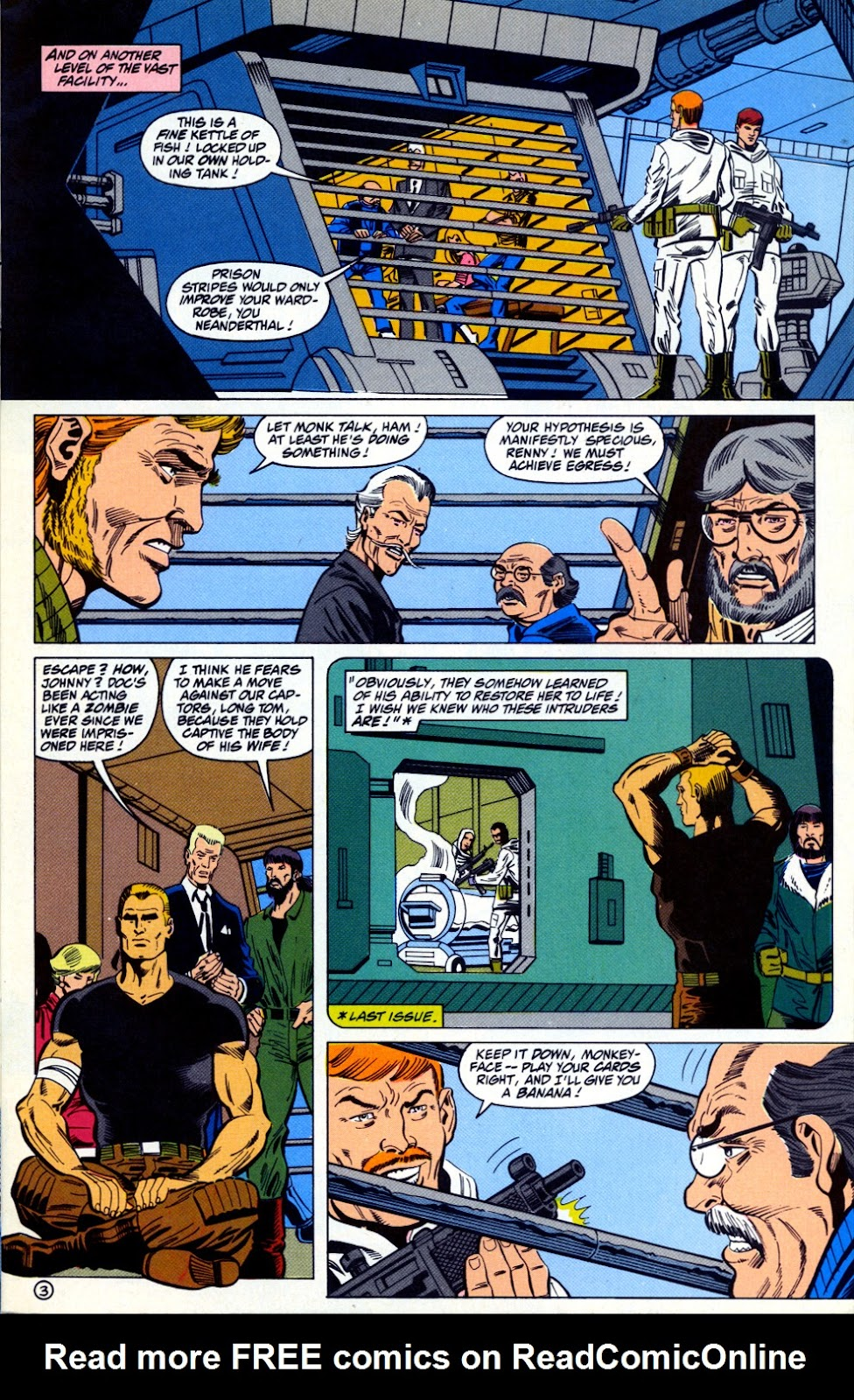 Doc Savage (1988) issue 12 - Page 5