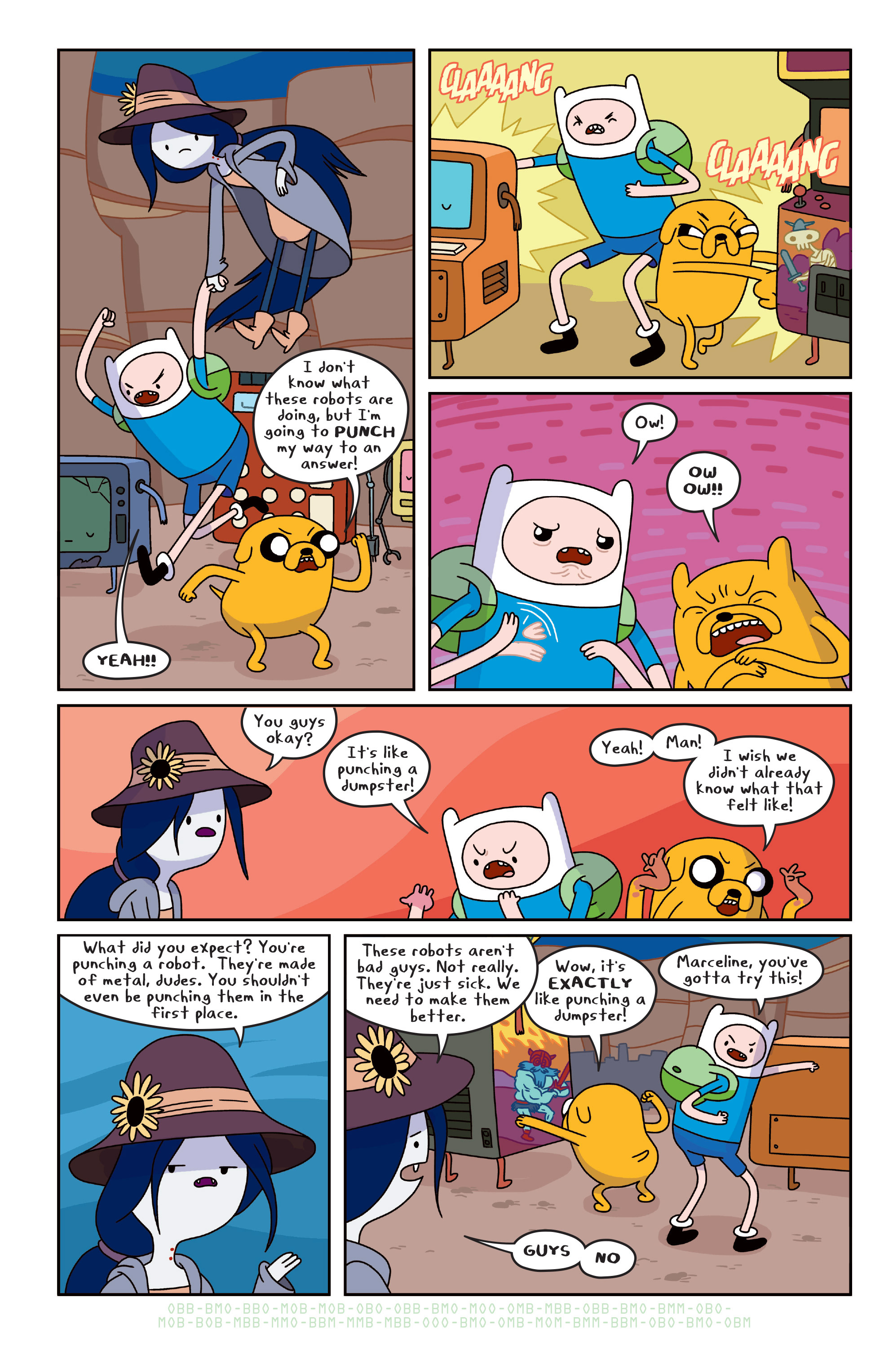 Read online Adventure Time comic -  Issue #Adventure Time _TPB 3 - 52