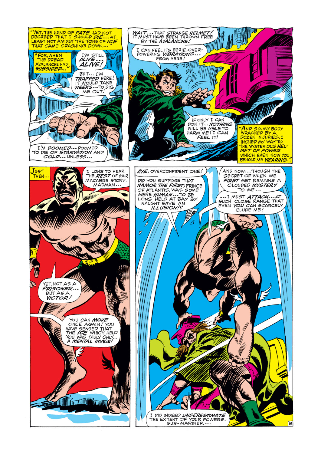 Iron Man and Sub-Mariner issue Full - Page 20