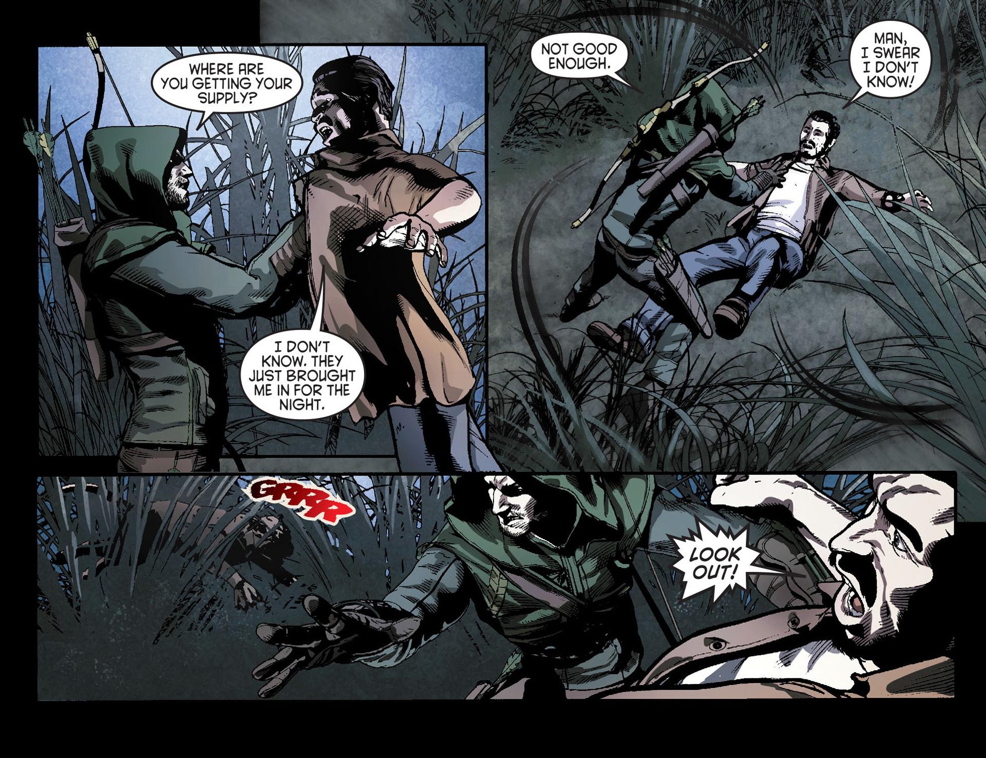 Read online Arrow [II] comic -  Issue #23 - 6