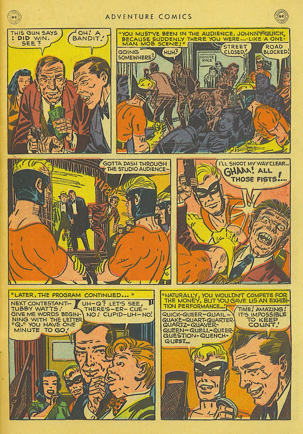 Read online Adventure Comics (1938) comic -  Issue #131 - 40