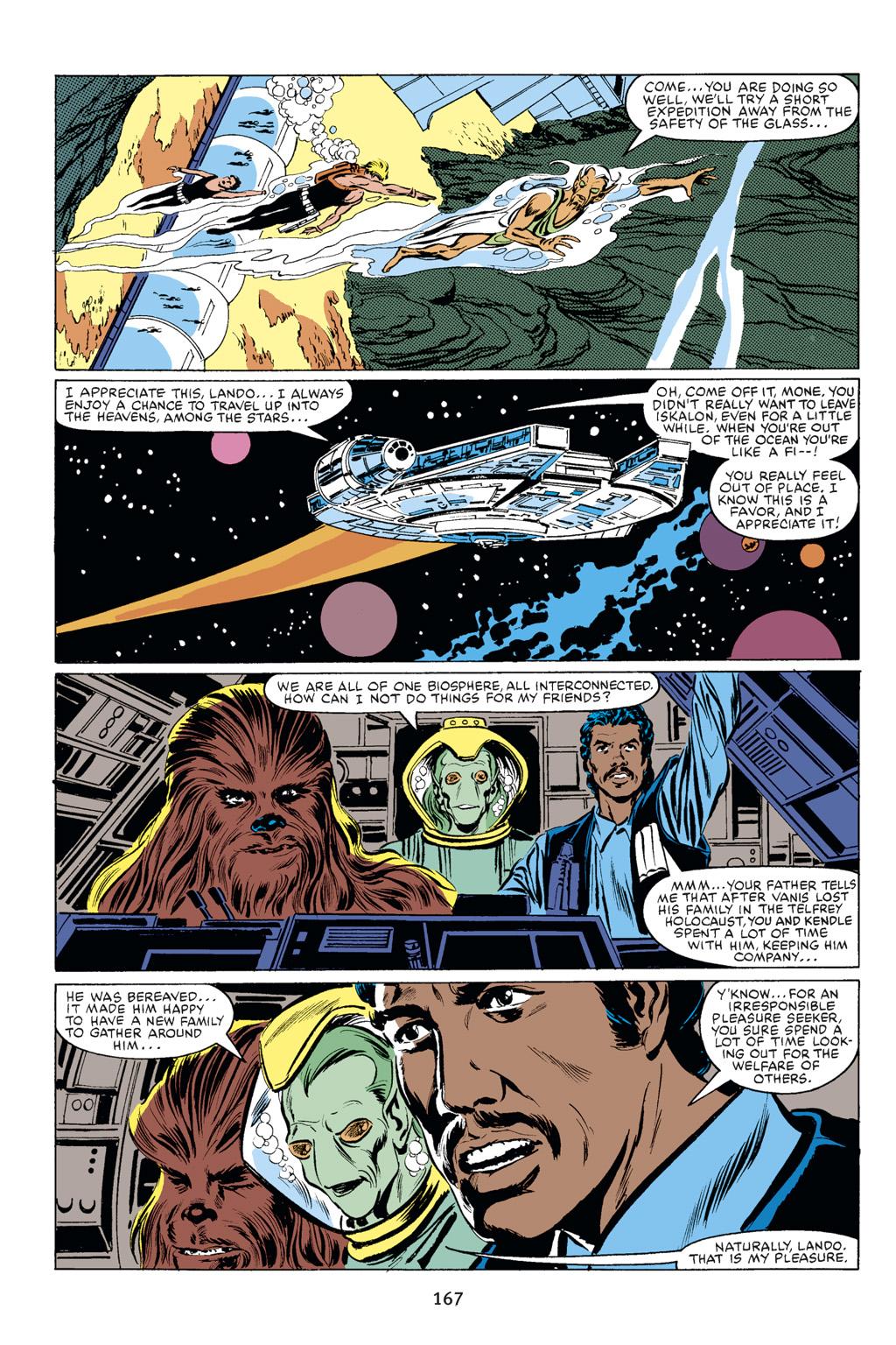 Read online Star Wars Omnibus comic -  Issue # Vol. 18 - 156
