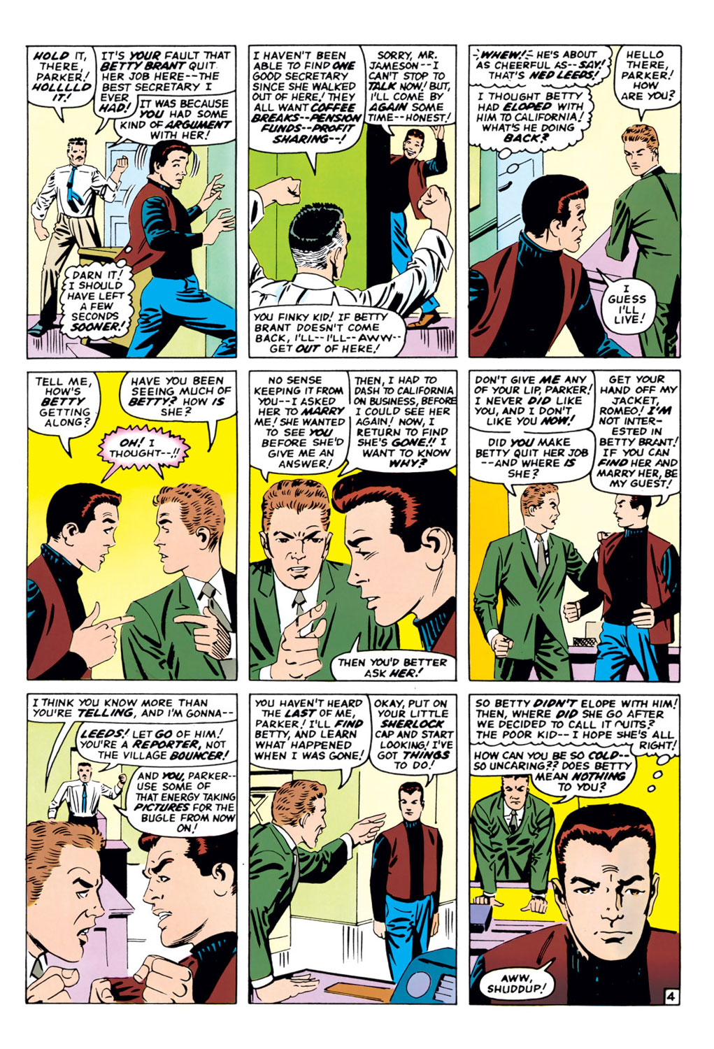 The Amazing Spider-Man (1963) 38 Page 4