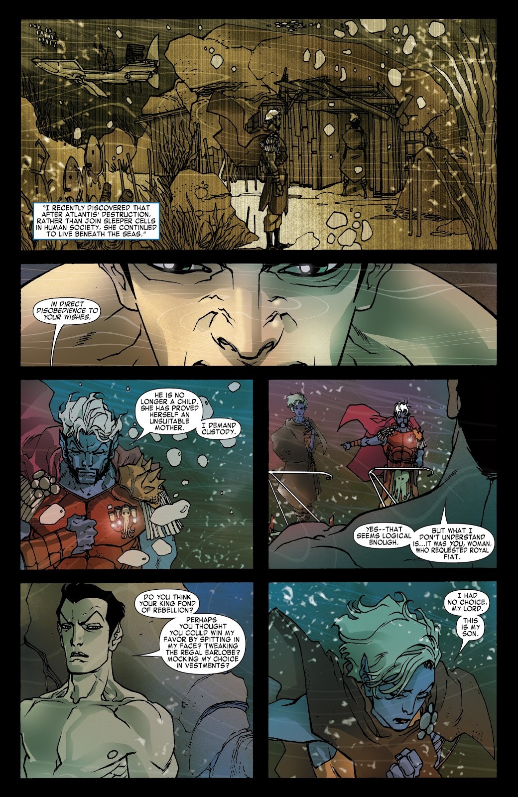 Read online Siege Prelude comic -  Issue # TPB (Part 2) - 1