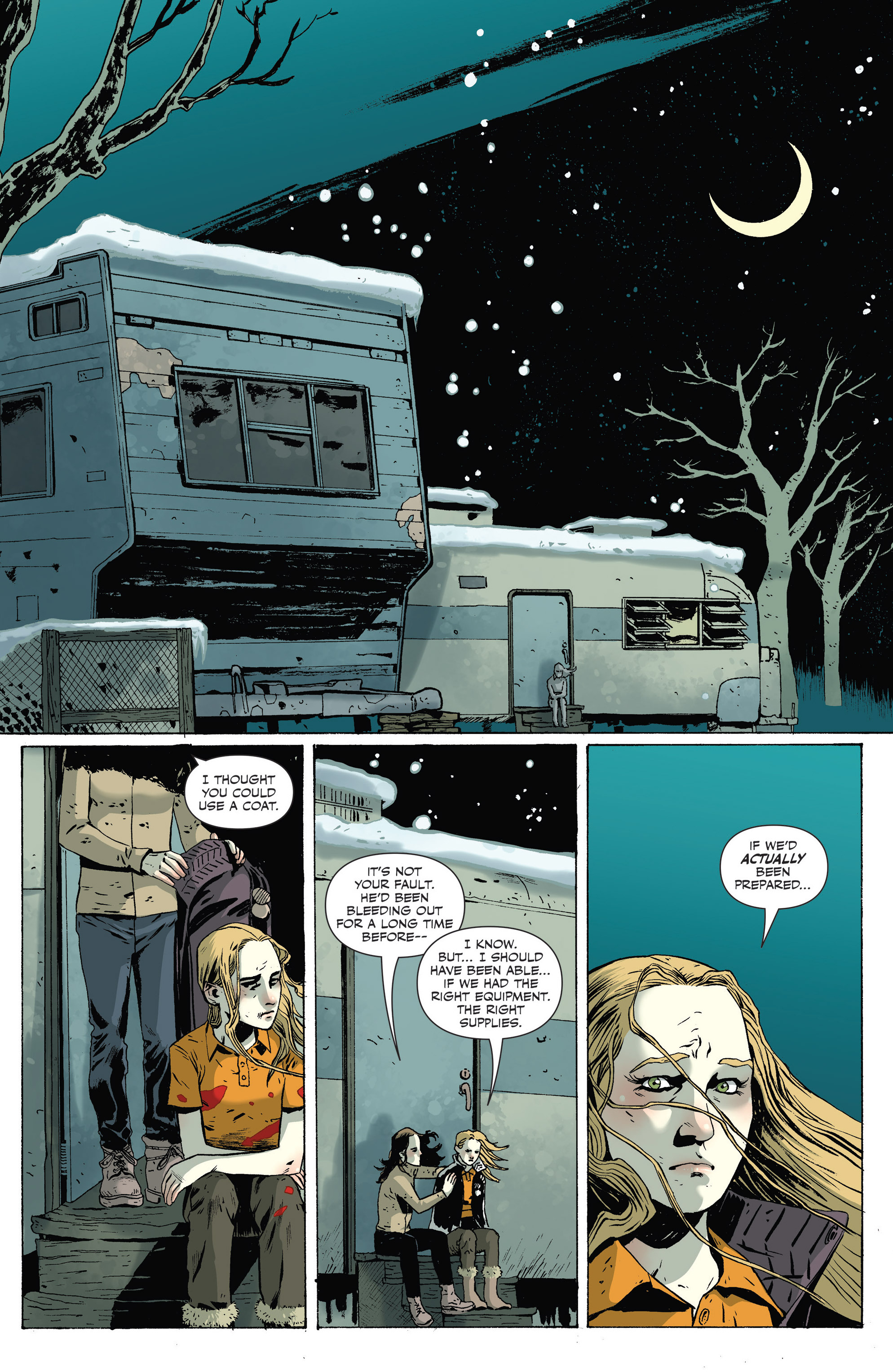 Read online Sheltered comic -  Issue #9 - 3