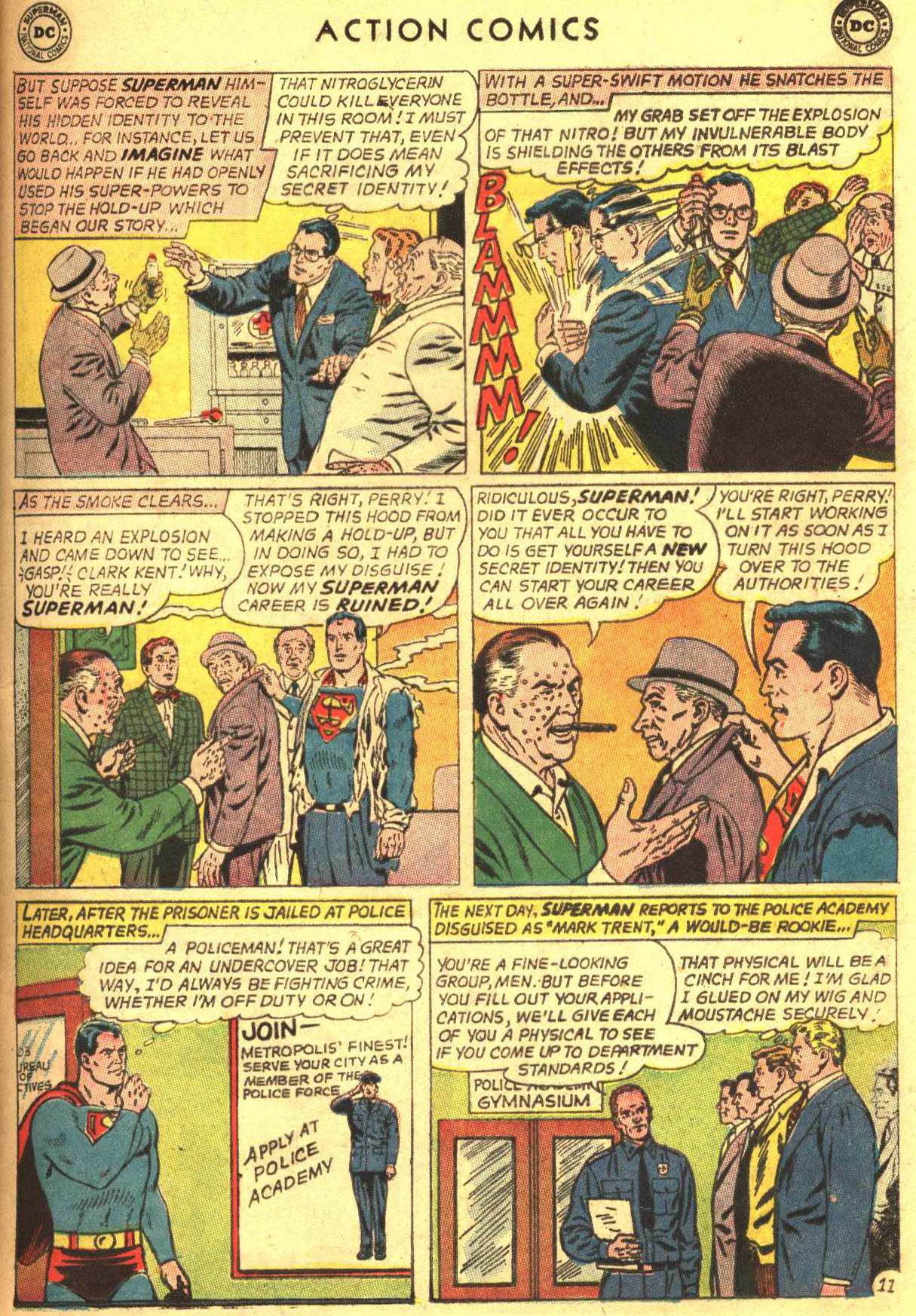 Read online Action Comics (1938) comic -  Issue #305 - 13