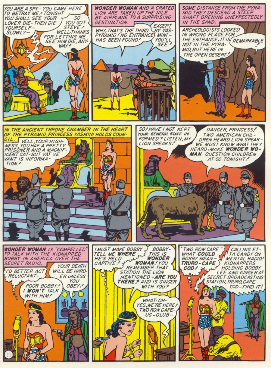 Read online Sensation (Mystery) Comics comic -  Issue #17 - 13