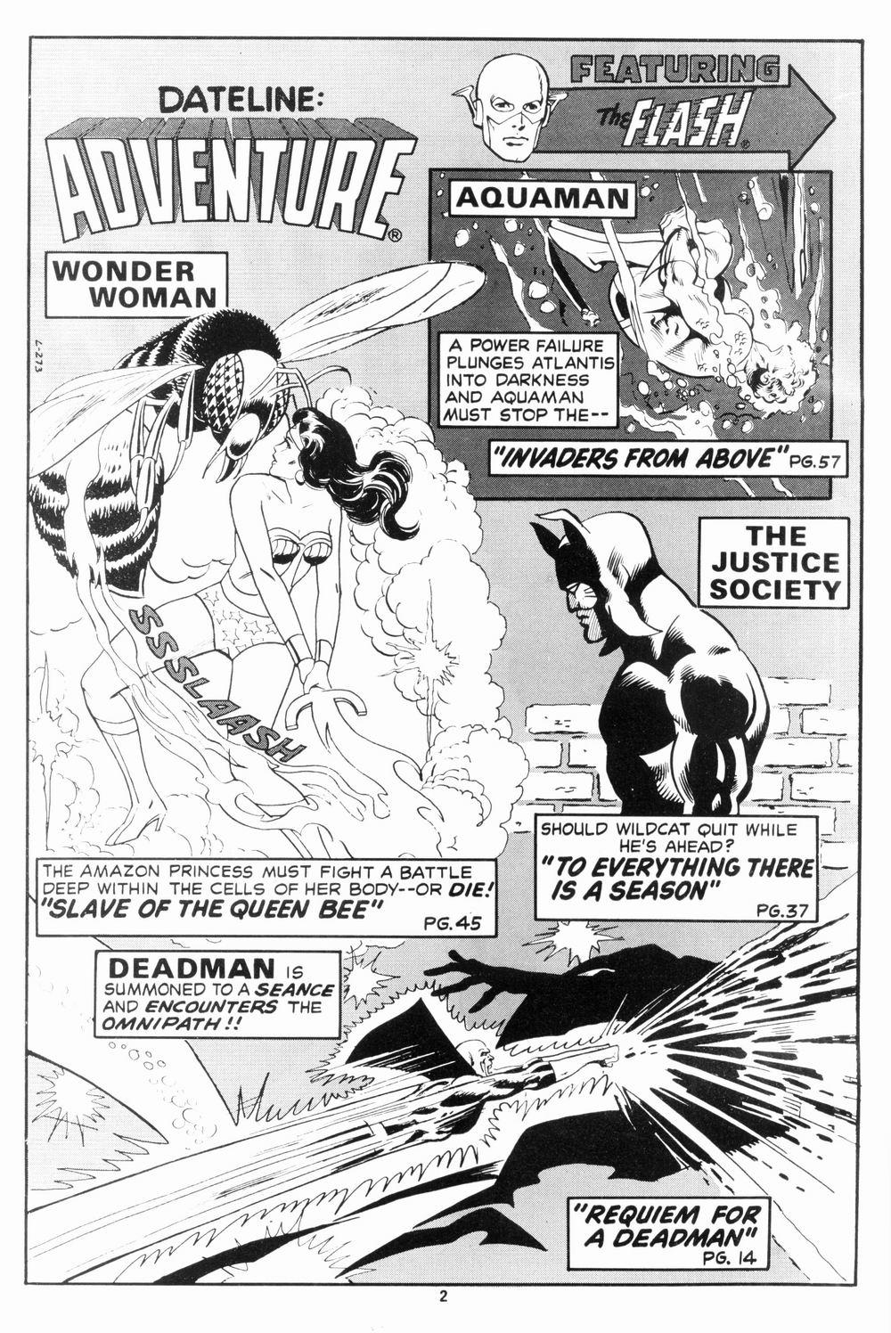 Read online Adventure Comics (1938) comic -  Issue #464 - 2