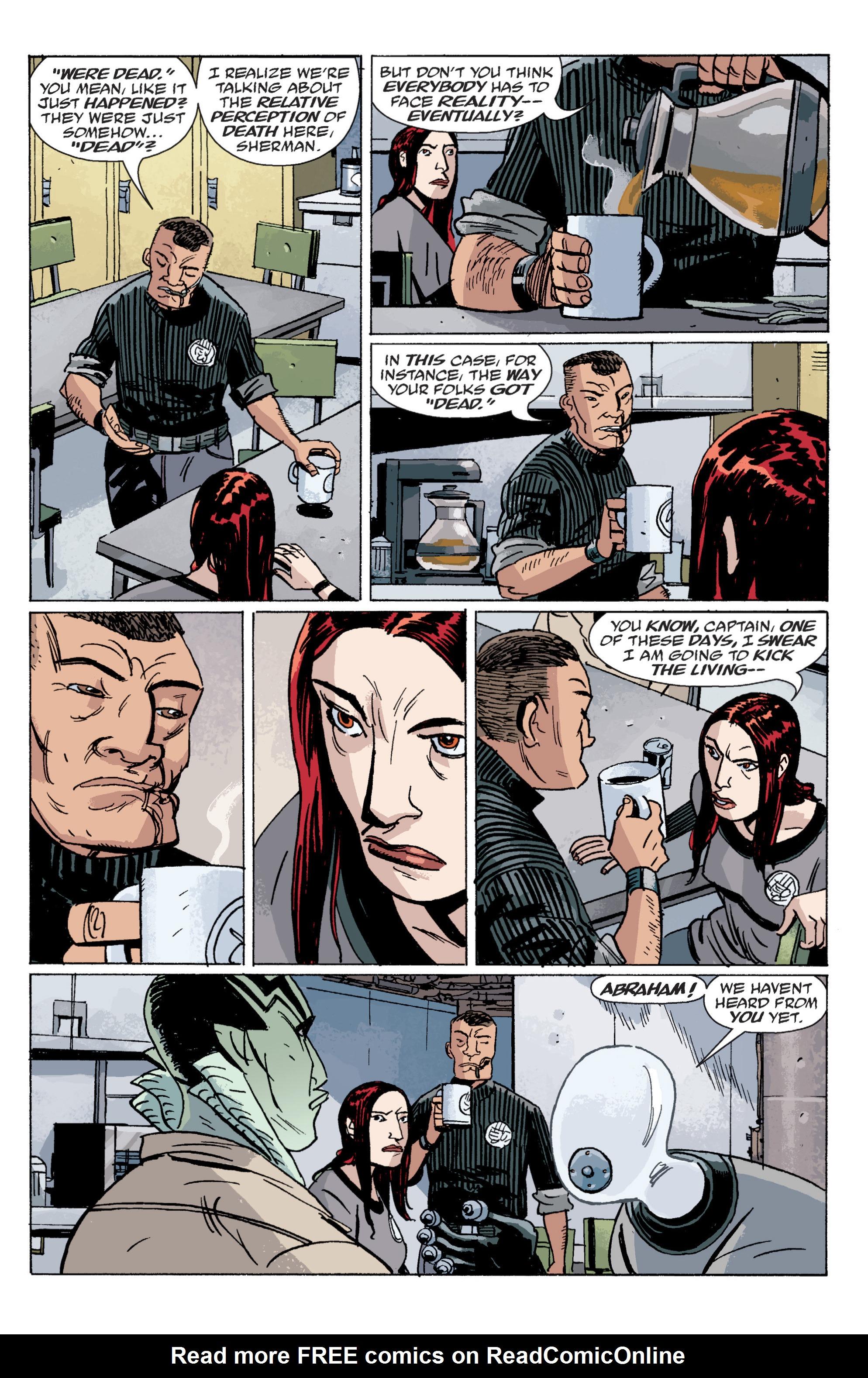 Read online B.P.R.D. (2003) comic -  Issue # TPB 6 - 98