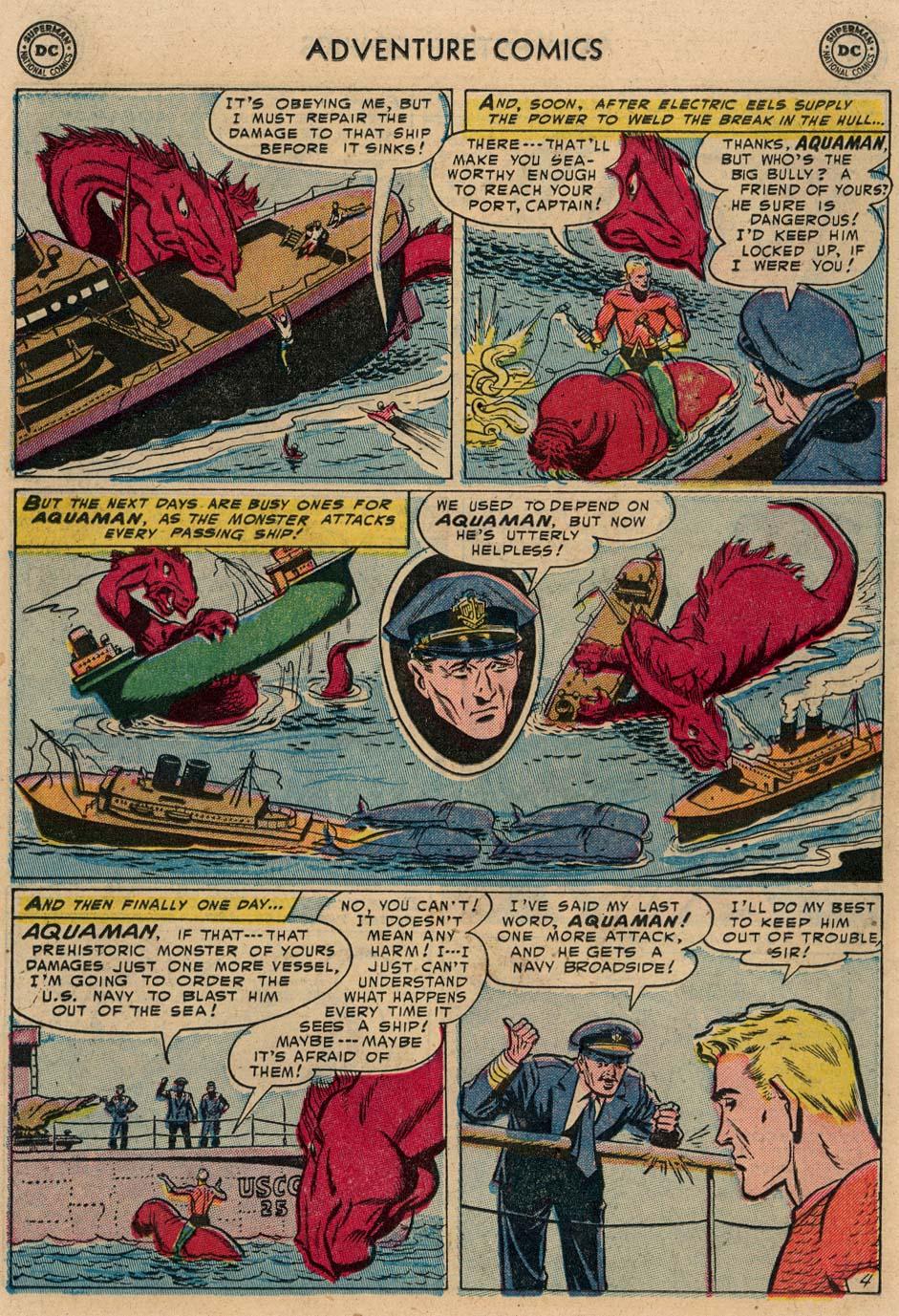 Read online Adventure Comics (1938) comic -  Issue #193 - 20