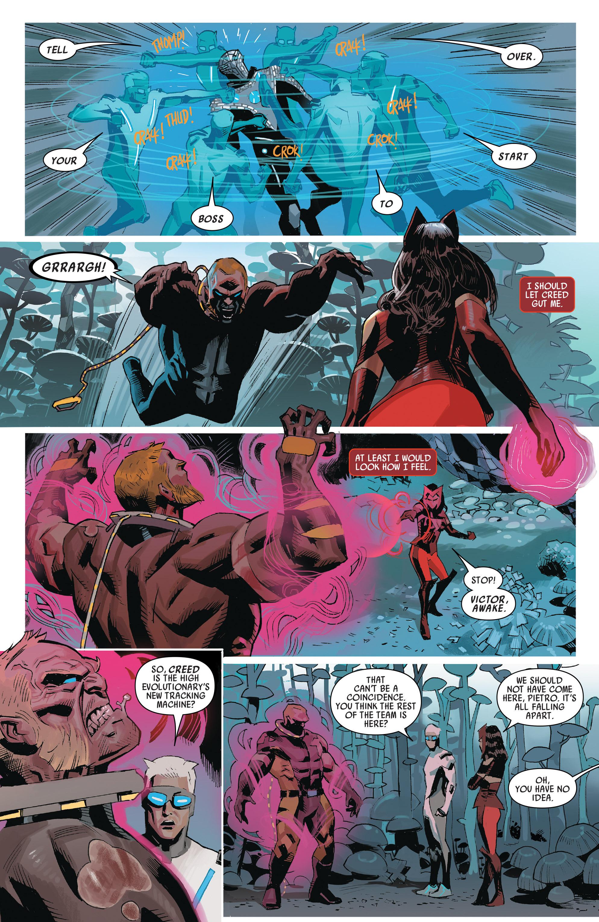 Read online Uncanny Avengers [I] comic -  Issue #3 - 15