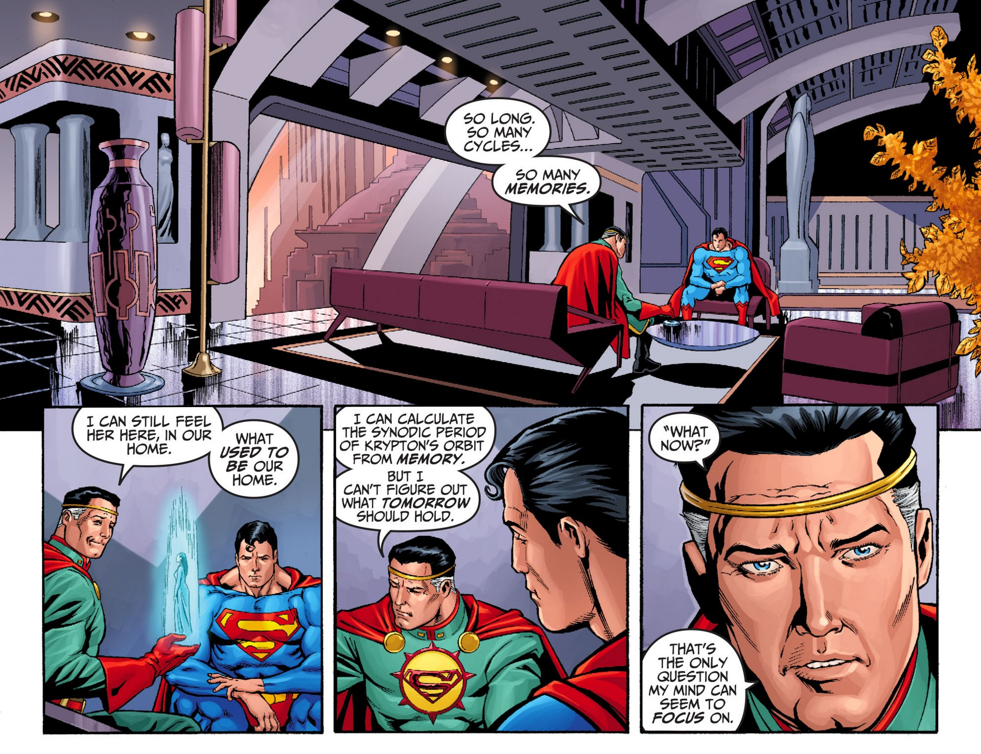 Read online Adventures of Superman [I] comic -  Issue #23 - 19