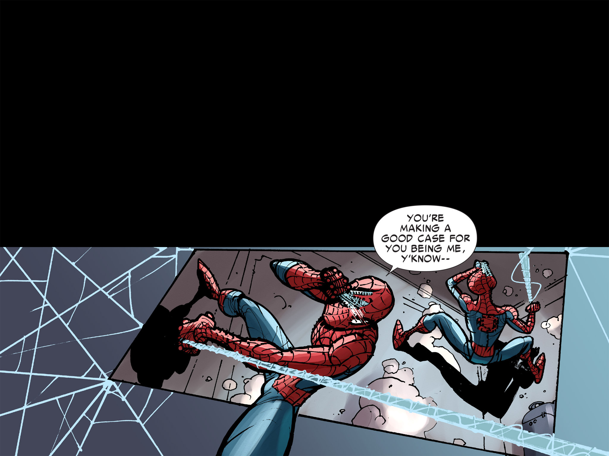 Read online Amazing Spider-Man: Who Am I? comic -  Issue # Full (Part 2) - 138
