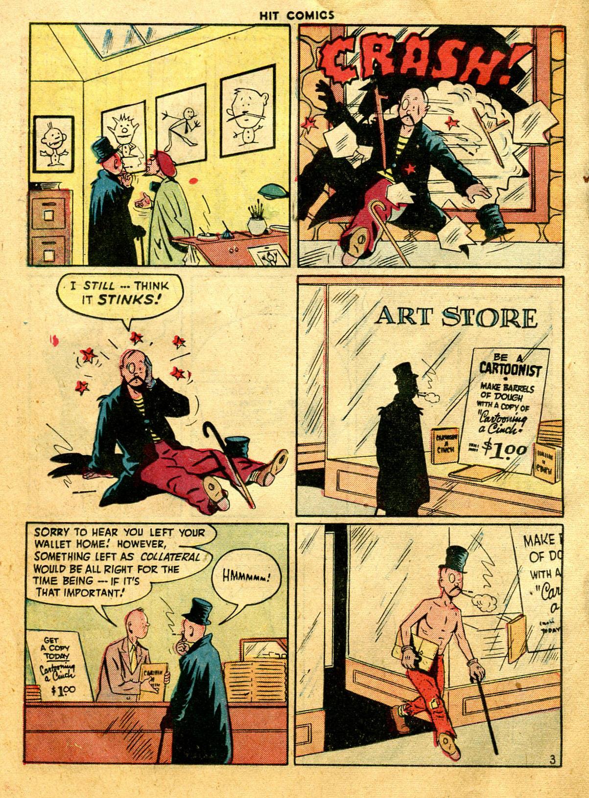 Read online Hit Comics comic -  Issue #44 - 26