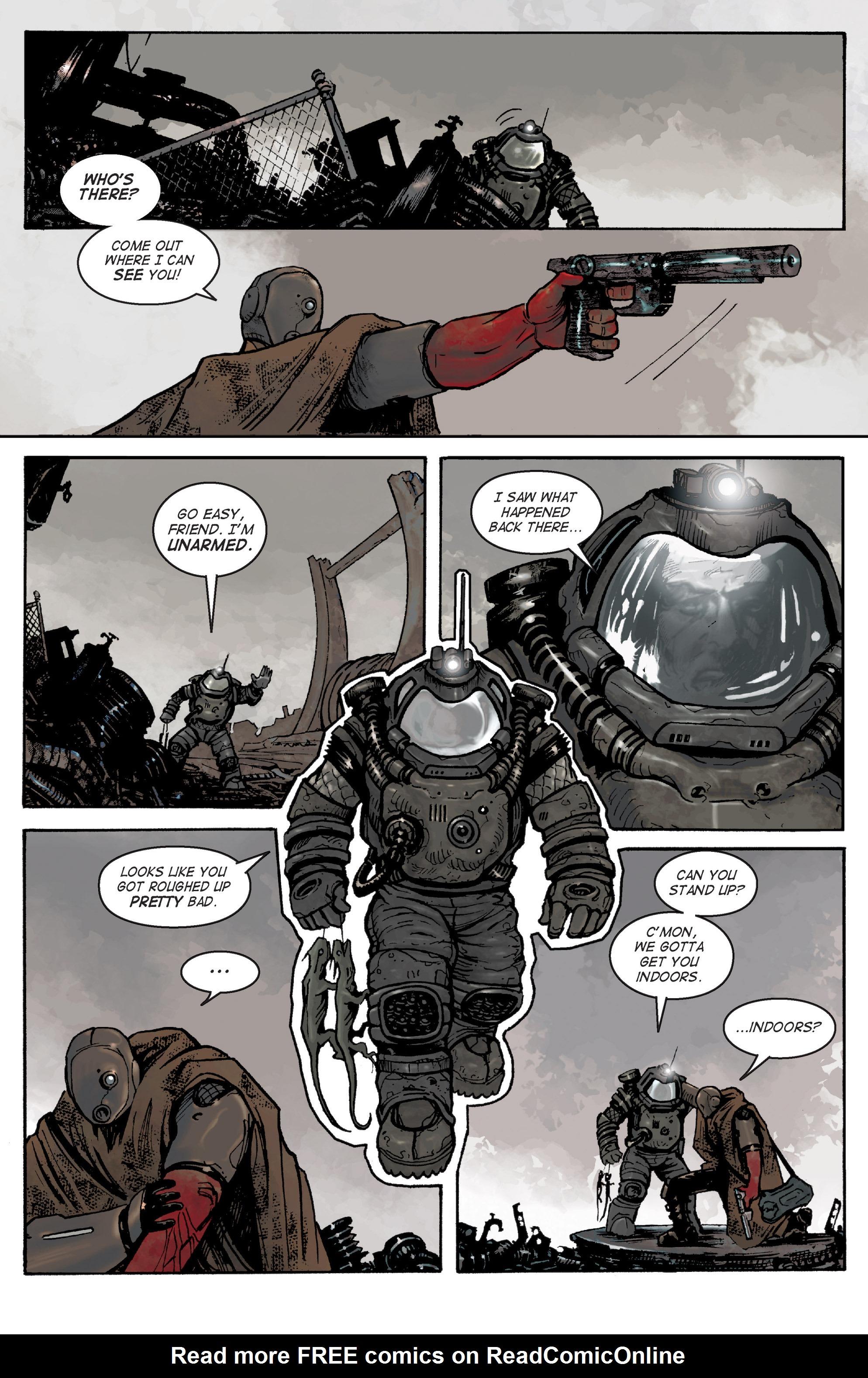 Read online Planetoid comic -  Issue # TPB - 29