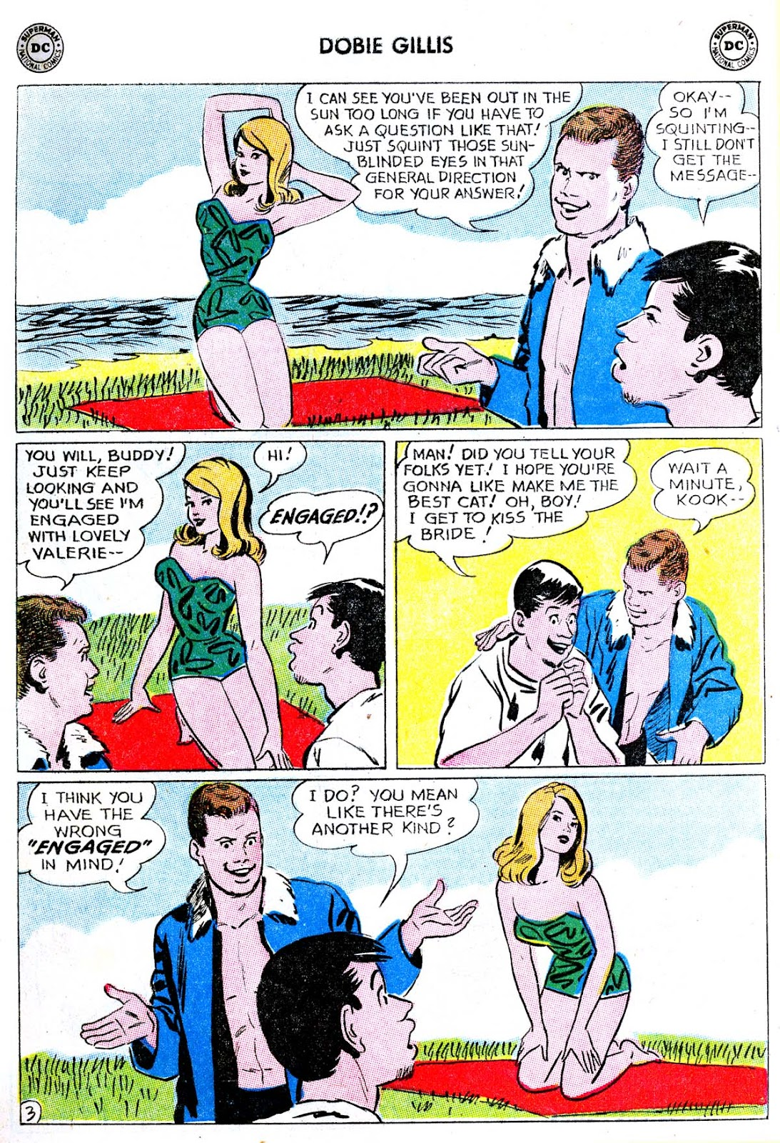 Many Loves of Dobie Gillis issue 21 - Page 5