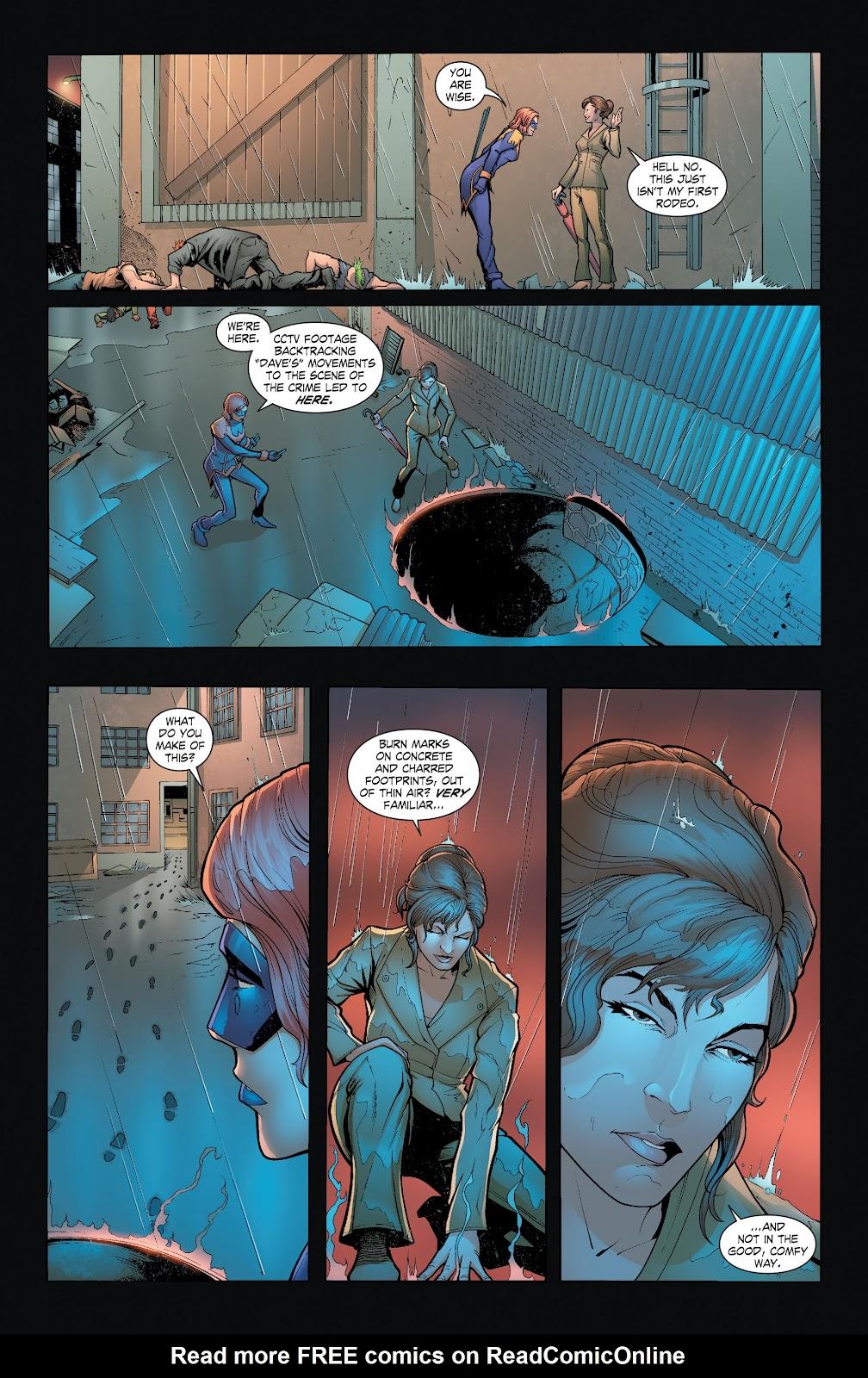 Read online Smallville Season 11 [II] comic -  Issue # TPB 6 - 127