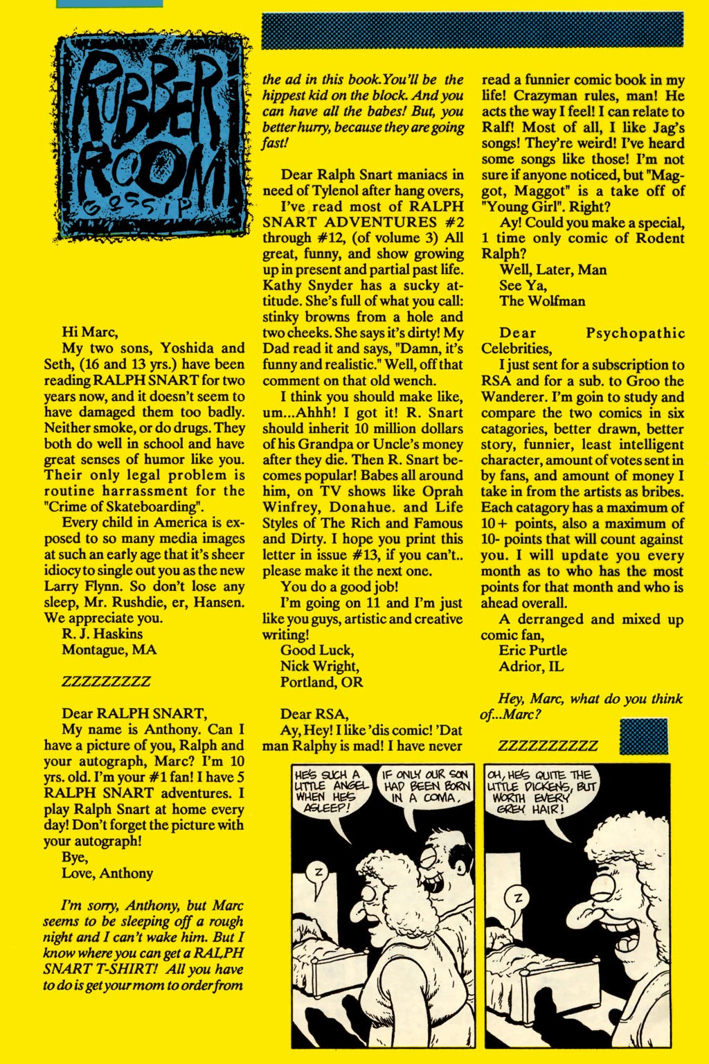 Ralph Snart Adventures (1988) issue 15 - Page 32