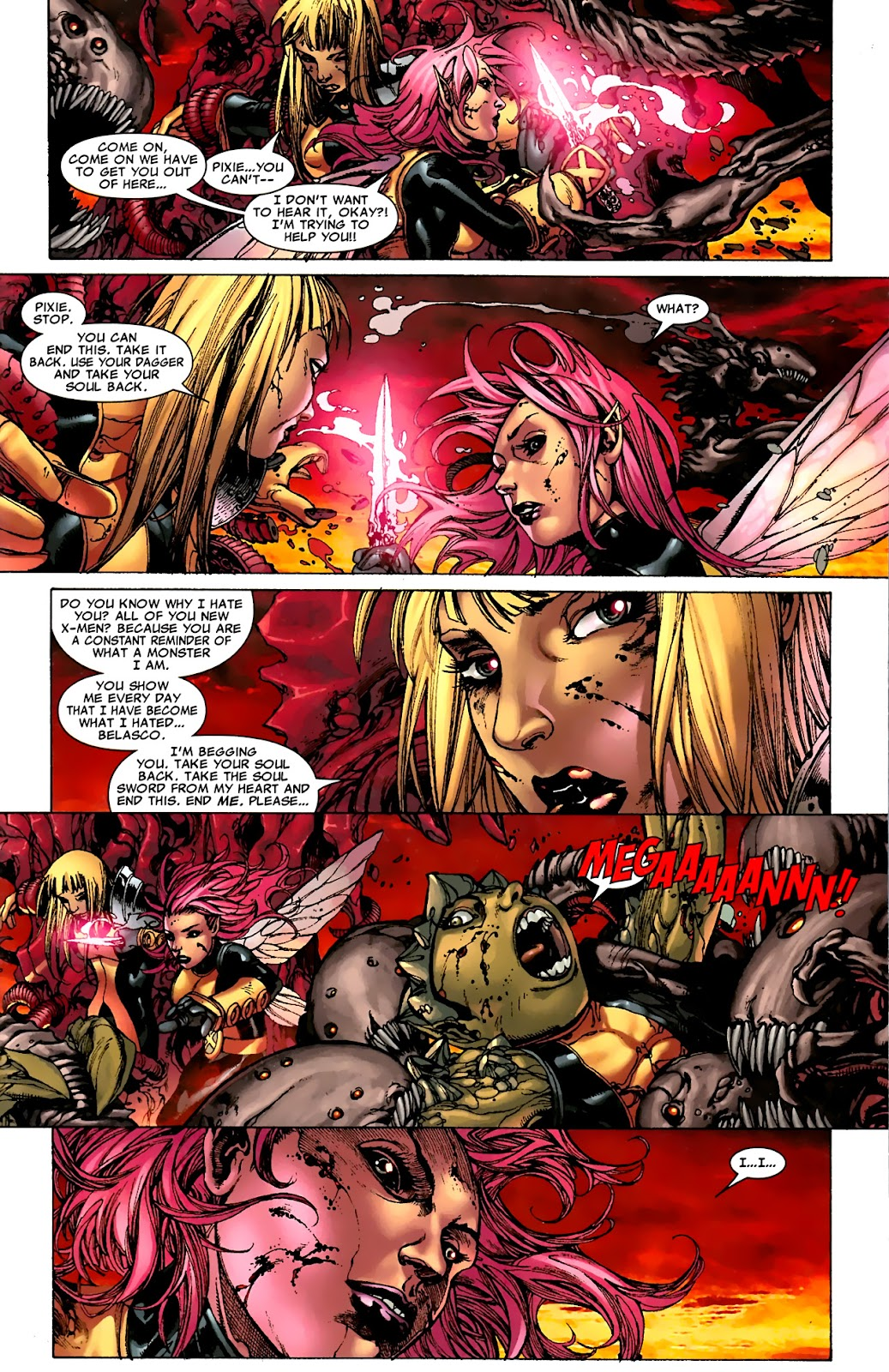 Read online X-Men: Second Coming Revelations comic -  Issue # TPB (Part 2) - 44