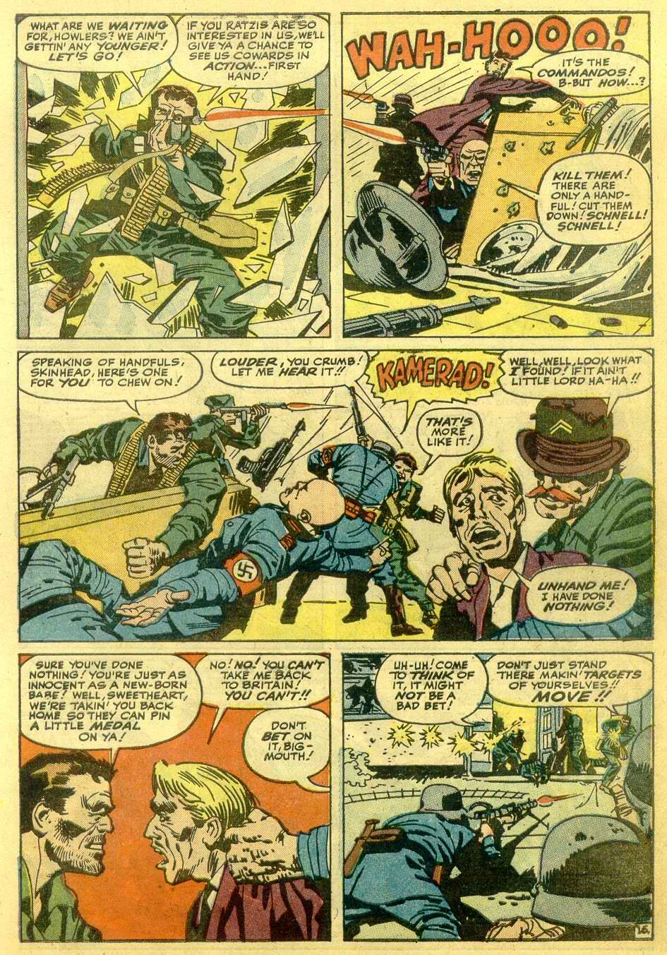Read online Sgt. Fury comic -  Issue # _Annual 1 - 39