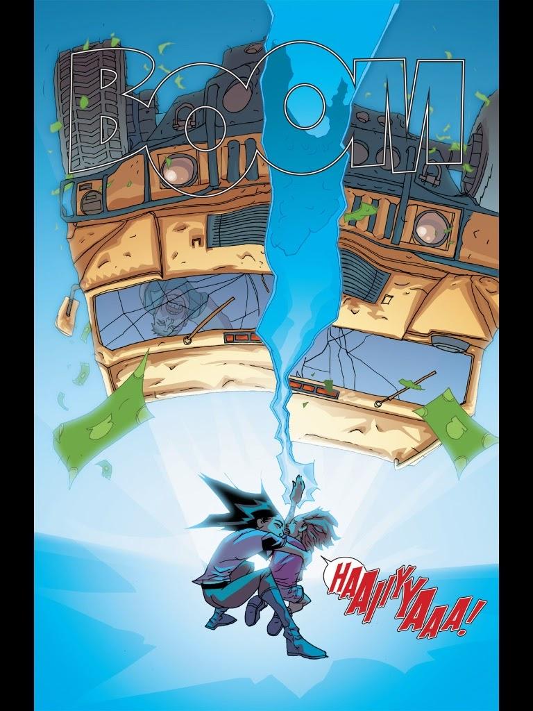 Read online Takio (2011) comic -  Issue # TPB - 32