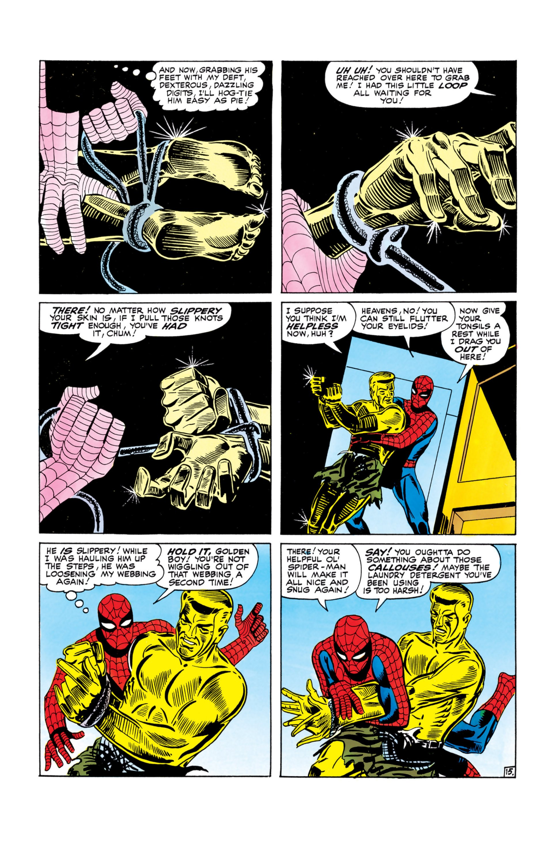The Amazing Spider-Man (1963) 28 Page 15