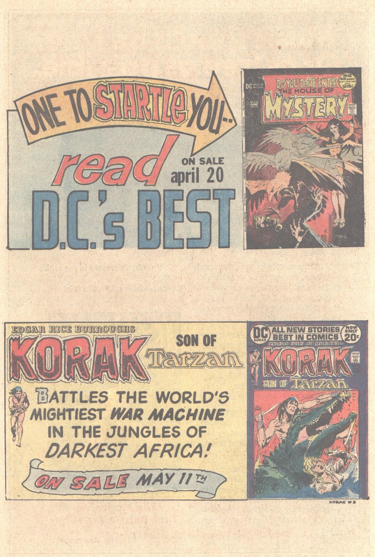 Read online Adventure Comics (1938) comic -  Issue #420 - 28