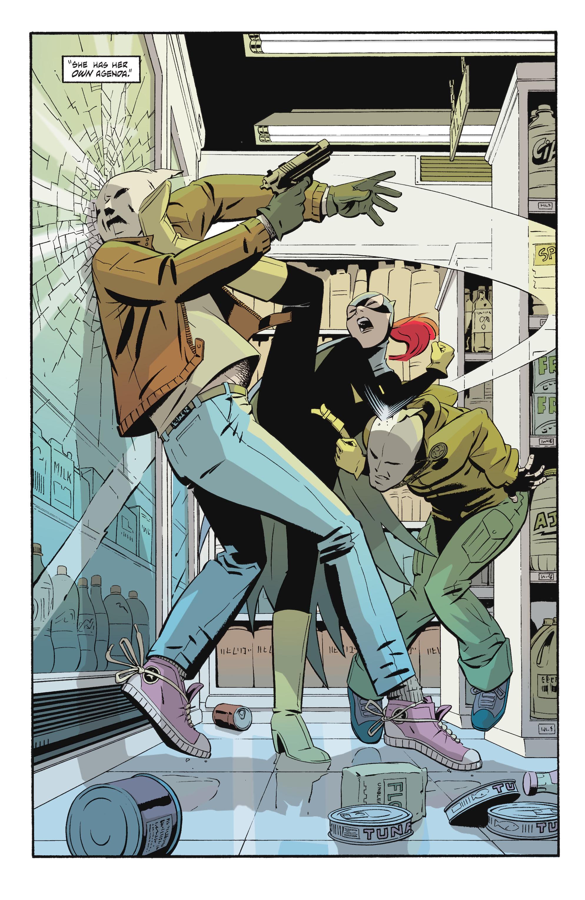 Read online Batgirl/Robin: Year One comic -  Issue # TPB 2 - 53