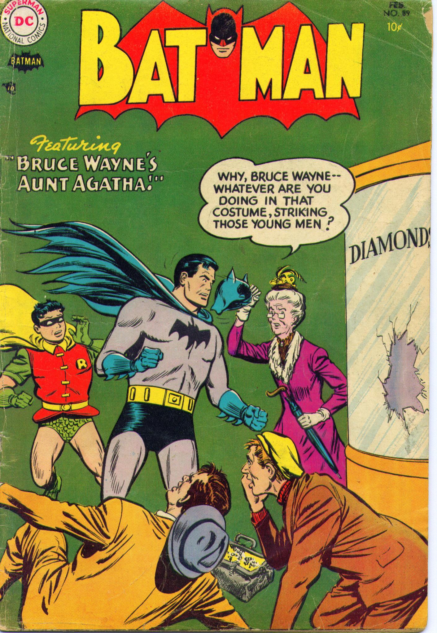 Batman (1940) 89 Page 1
