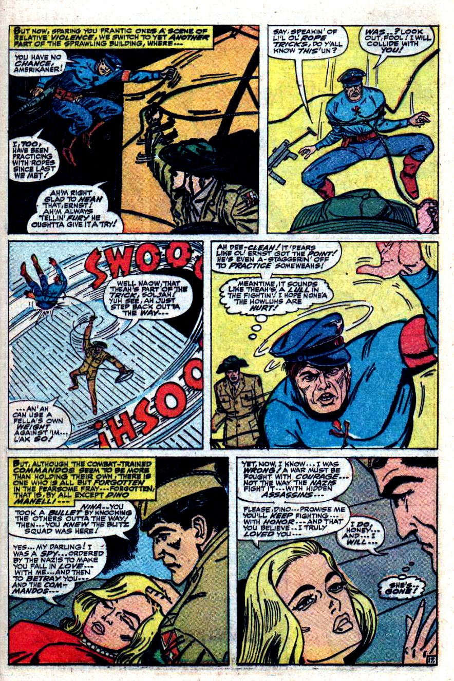 Read online Sgt. Fury comic -  Issue #41 - 25