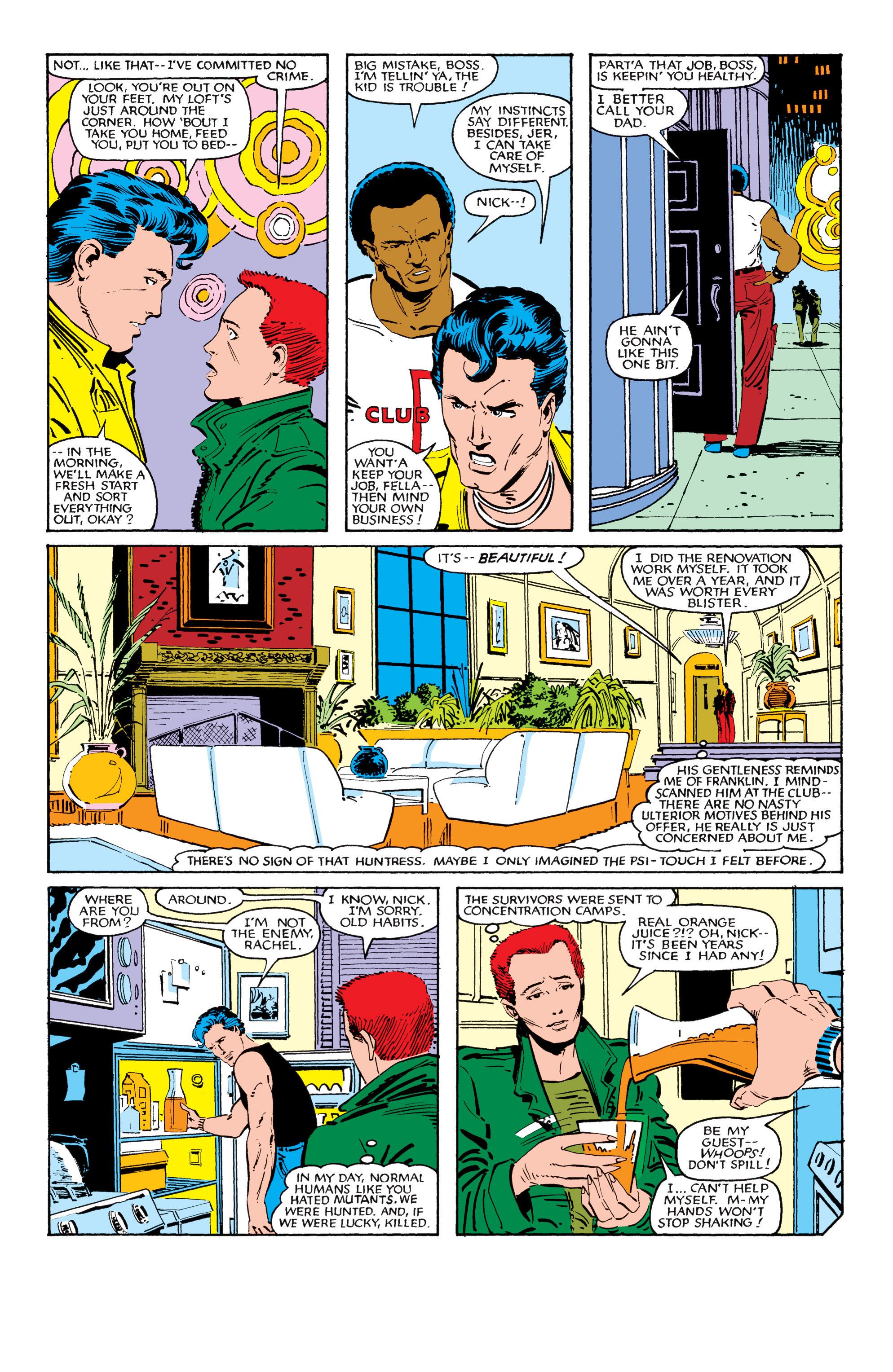 Read online Uncanny X-Men (1963) comic -  Issue #184 - 13