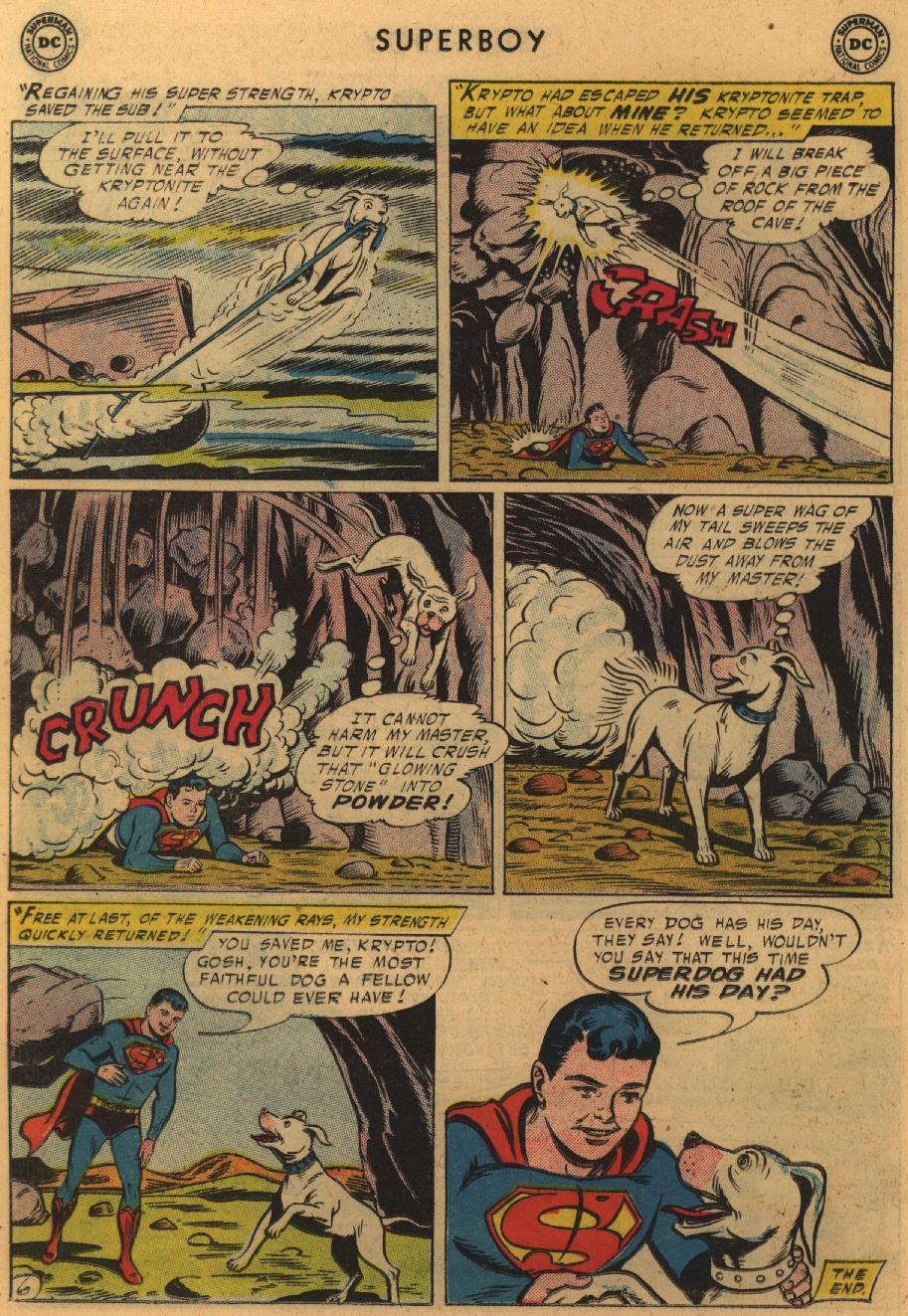 Superboy (1949) issue 51 - Page 16