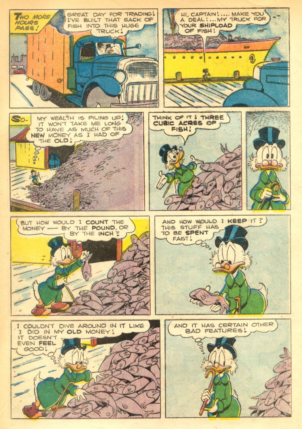 Read online Uncle Scrooge (1953) comic -  Issue #2 - 33