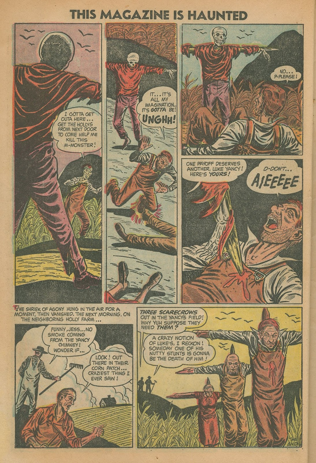 Read online This Magazine Is Haunted comic -  Issue #19 - 14