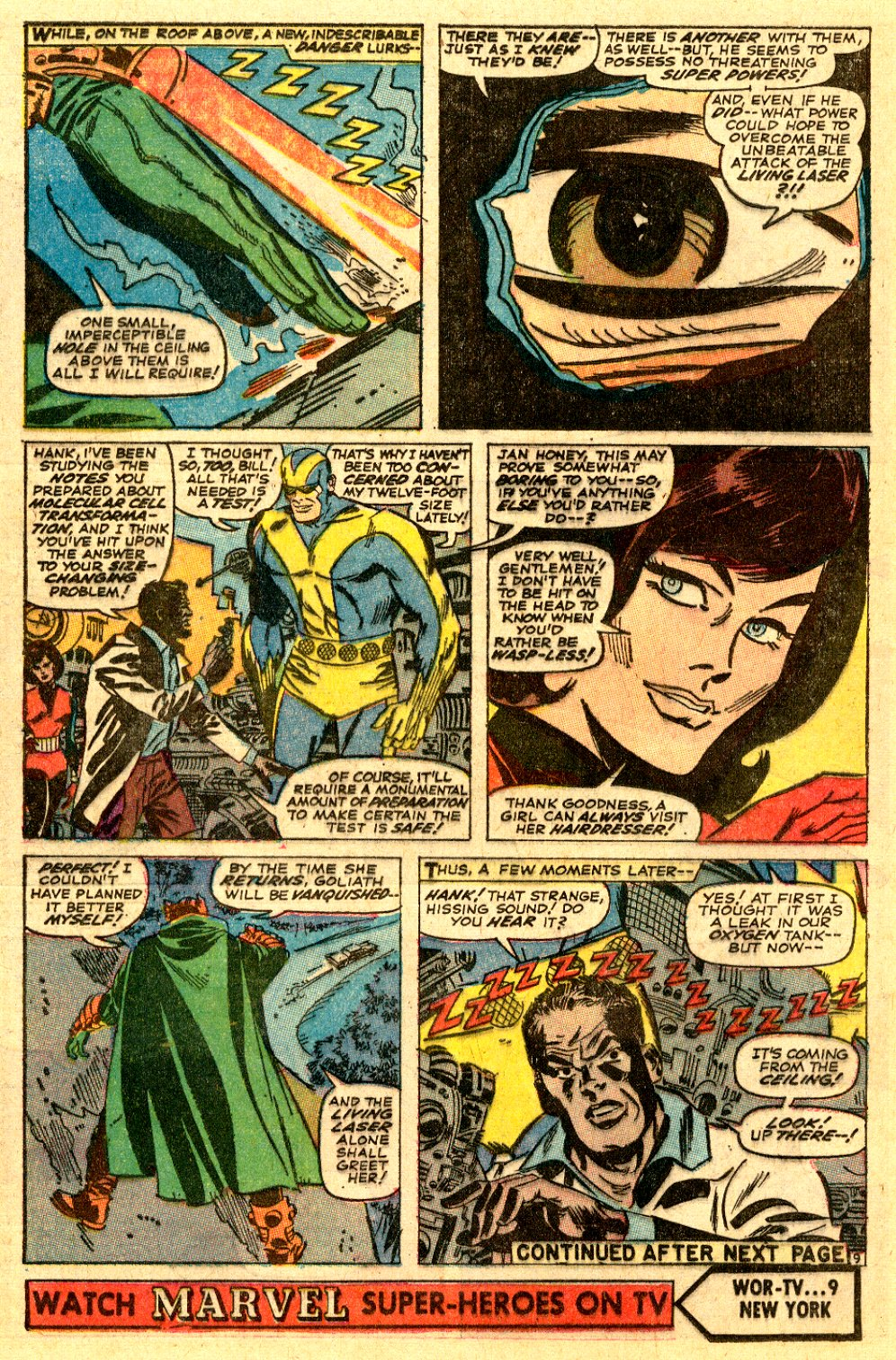 The Avengers (1963) 34 Page 9