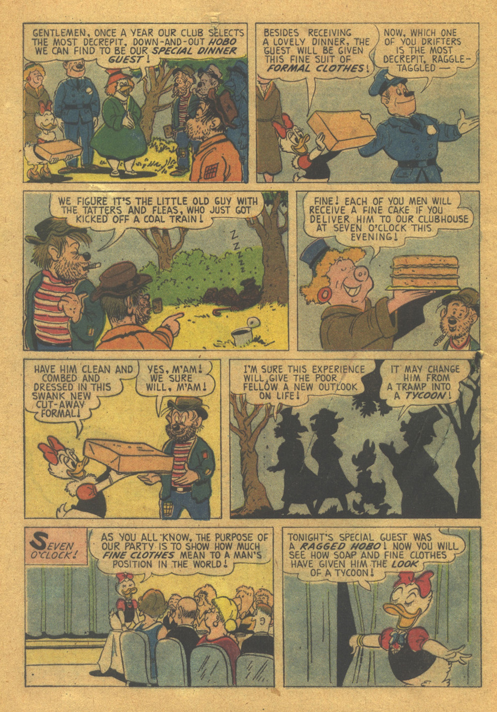 Read online Uncle Scrooge (1953) comic -  Issue #32 - 32