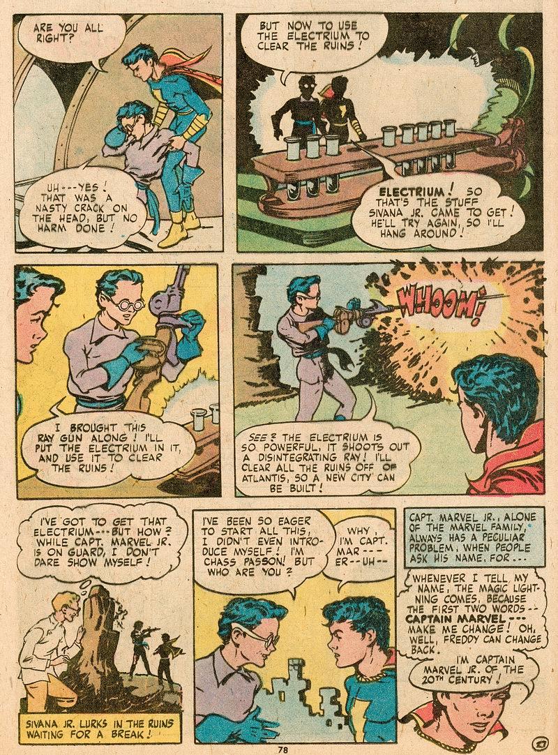 Read online Shazam! (1973) comic -  Issue #12 - 67